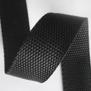 Woven Nylon 6 - The nylon 6 that we use for our straps possesses high tensile strength, as well as elasticity and lustre. It is wrinkleproof and highly resistant to abrasion and chemicals.