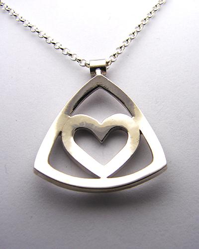 Heart in triangle Sterling Silver.jpg