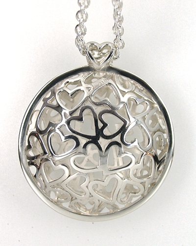 Silver Heart Disc Pendent Sterling Silver.jpg