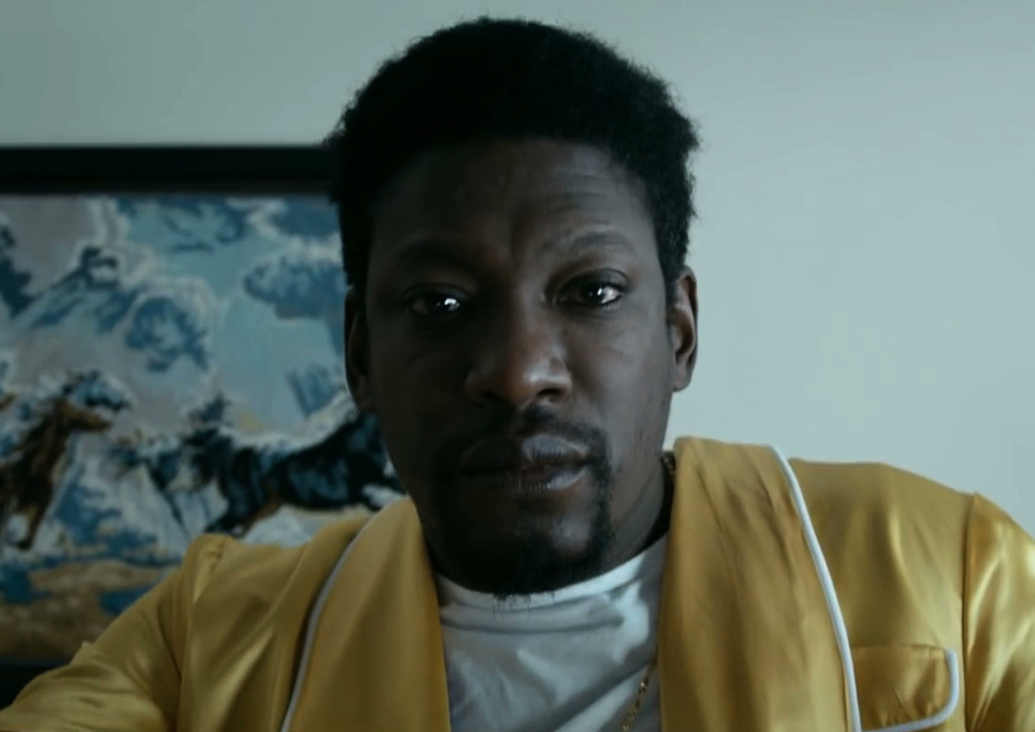 Roots Manuva Crying Carly Lindon Forrester Actor Freelance Creative Researcher