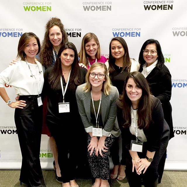 Honored to work alongside such talented, passionate, and smart women!! 💪🏻 Can't even begin to express how rewarding and fun it was to be part of this year's Rackspace #txconfwomen team. 😊 #womenwhoriseatx #rackerlife #rackerstakingbackjoy