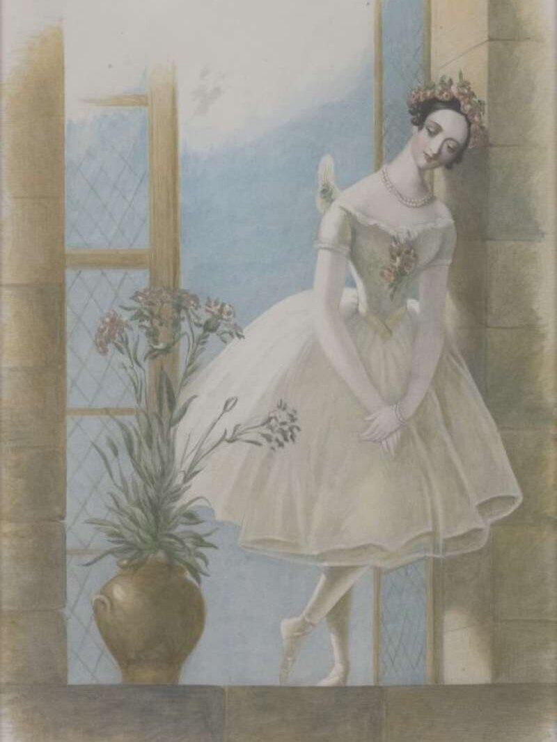 Ballet History - La Sylphide and the Early Romantic Period. — Ealing School  of Dance