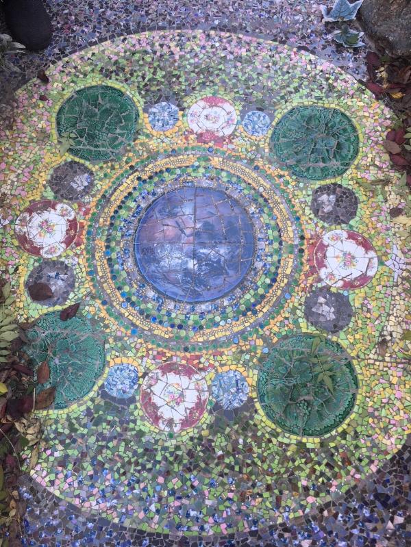 """Mandala"" by Dennis Lowe"