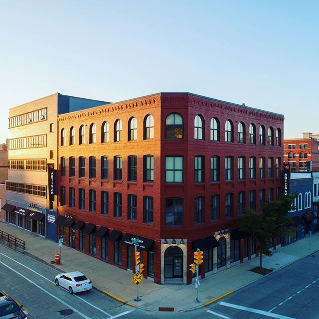 Retail & office space available on 2nd St in Walker's Point. The Artisan - 133 W Pittsburgh recently completed an $8M renovation, ideal for your office or retail needs. Give me a call. Let's set up a tour!  #noelrea #office #retail #realestate #walkerspoint #milwaukee #theartisanmke #forlease