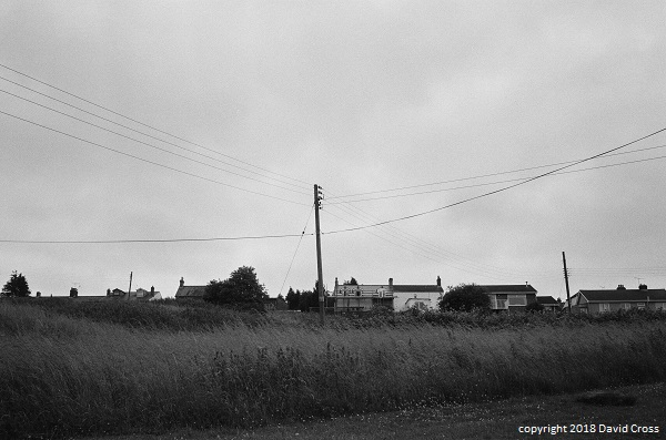 Telecom Wires. Cinderford.