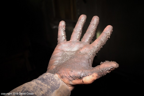 Workers Hand.