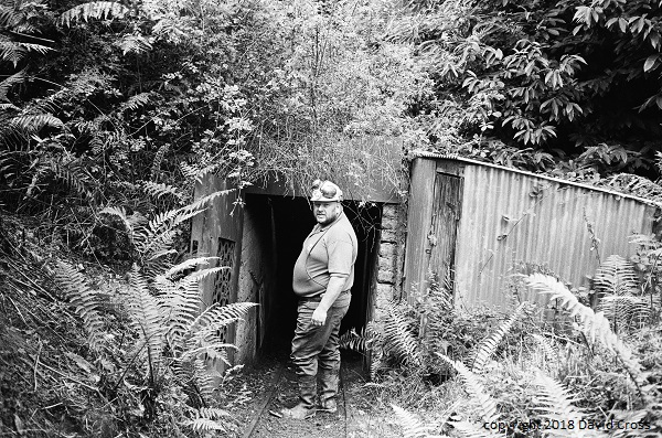Richard, at Hopewell Colliery.