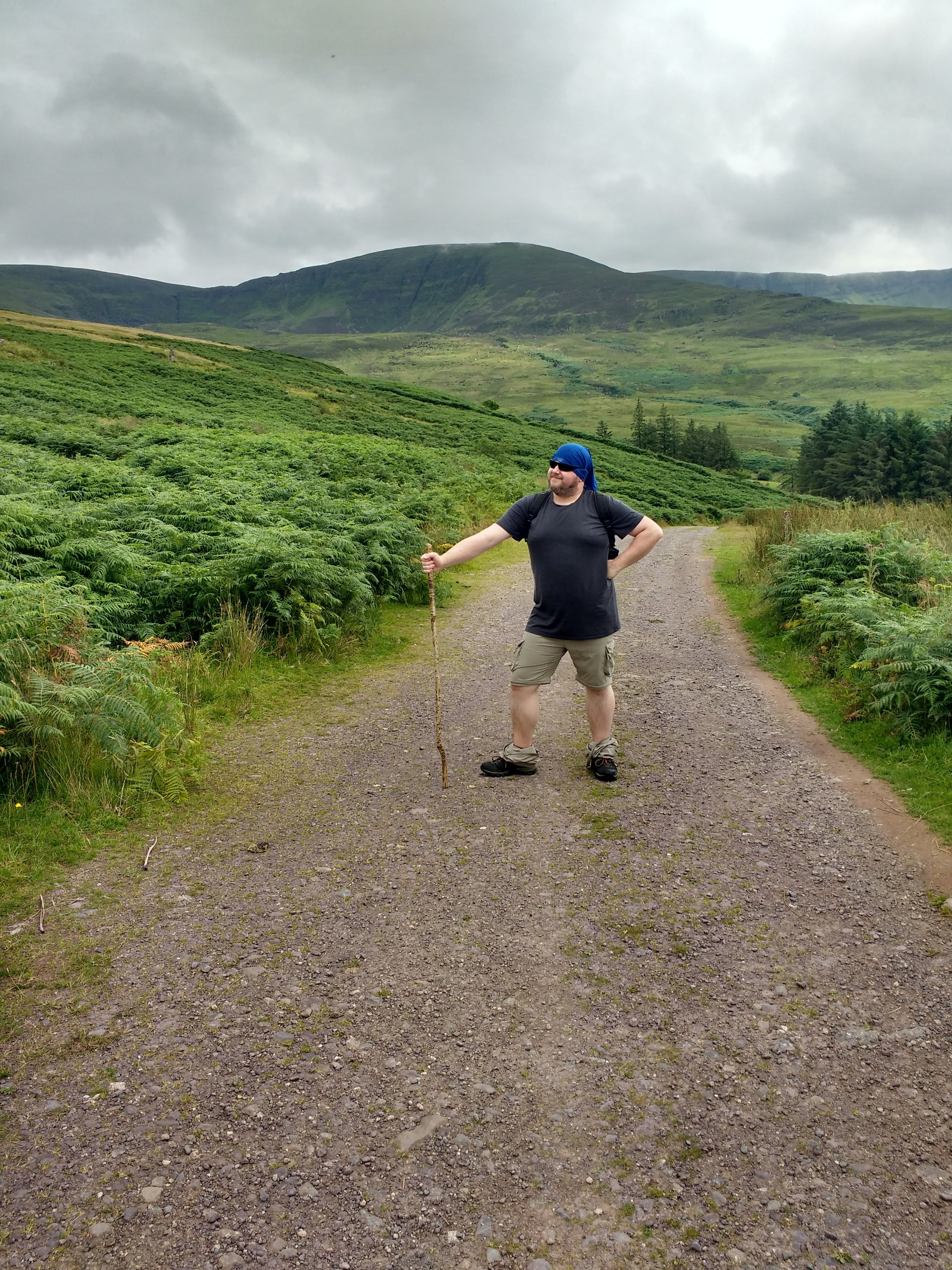 Off season adventure and beauty in the Comeragh Mountains, Ireland