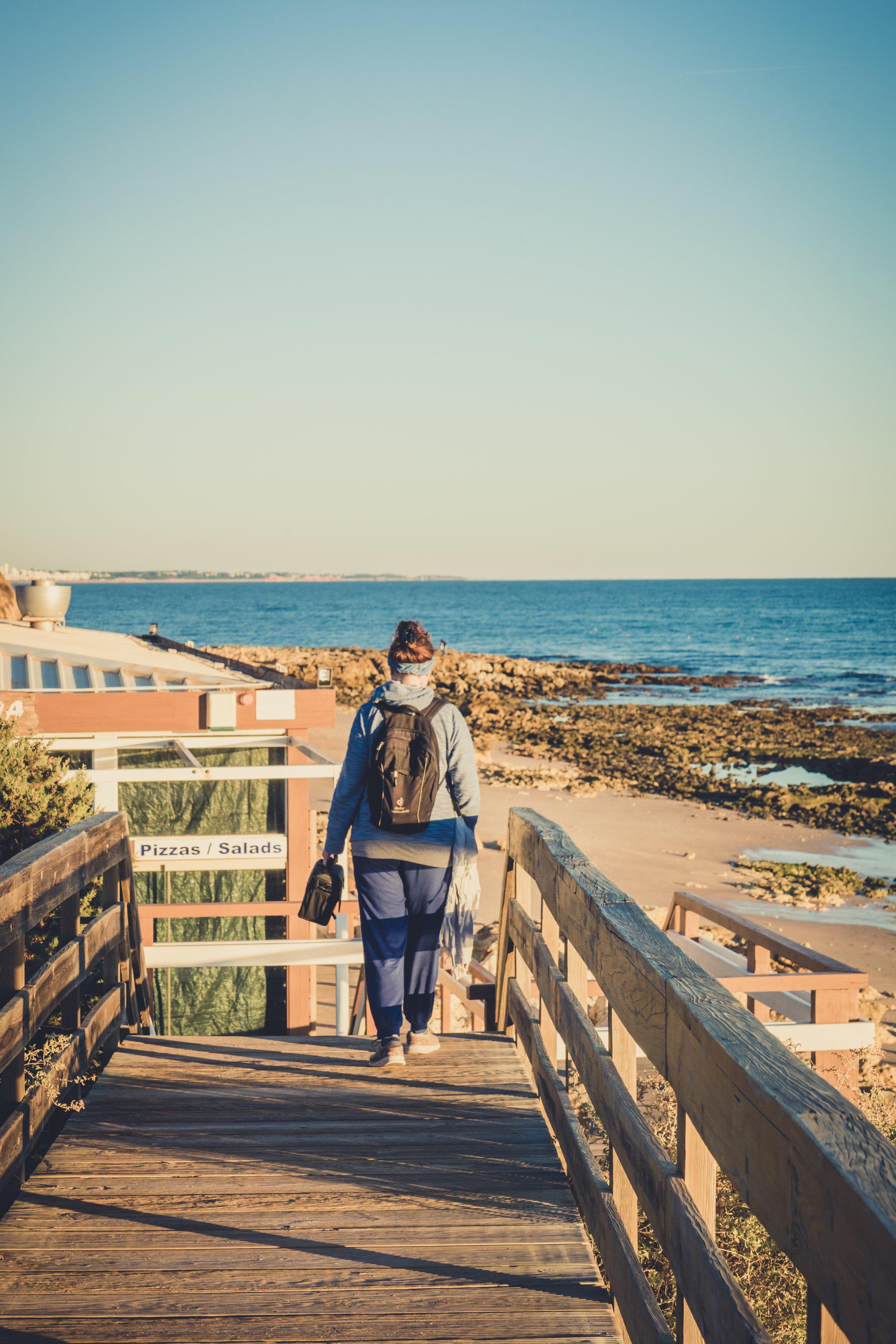 boardwalk on Praia da Oura.JPG