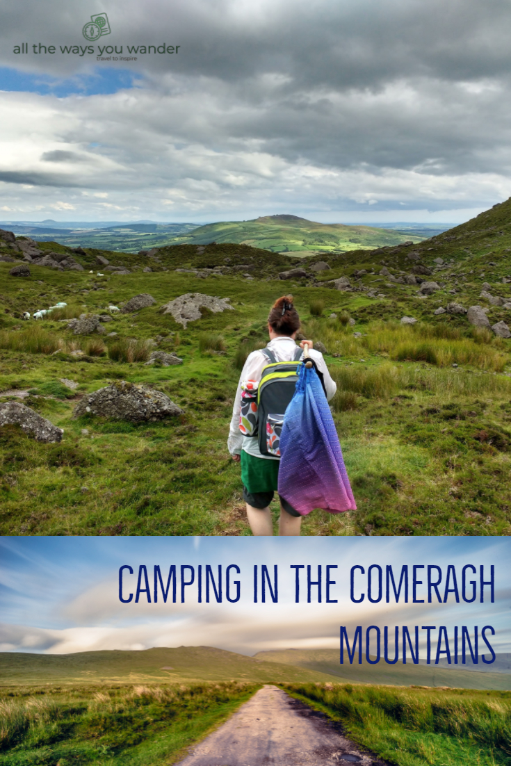 Camping in the Comeragh Mountains.jpg