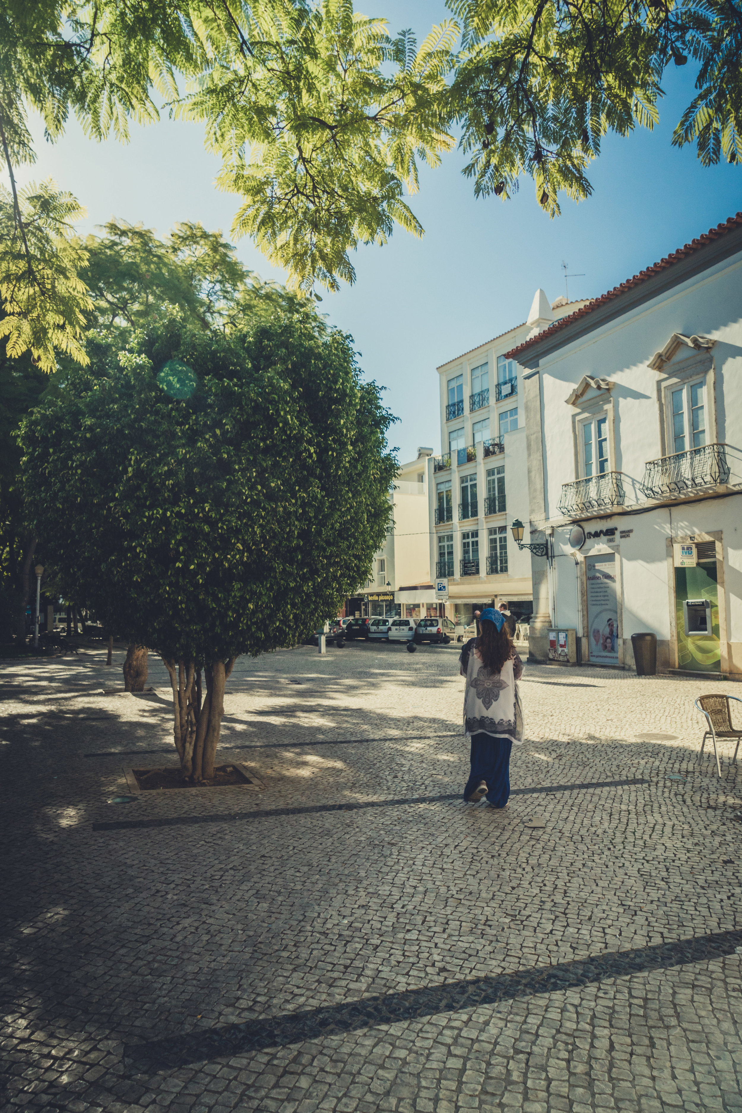 Walking through the streets of Faro. Faro in the Algarve.jpg