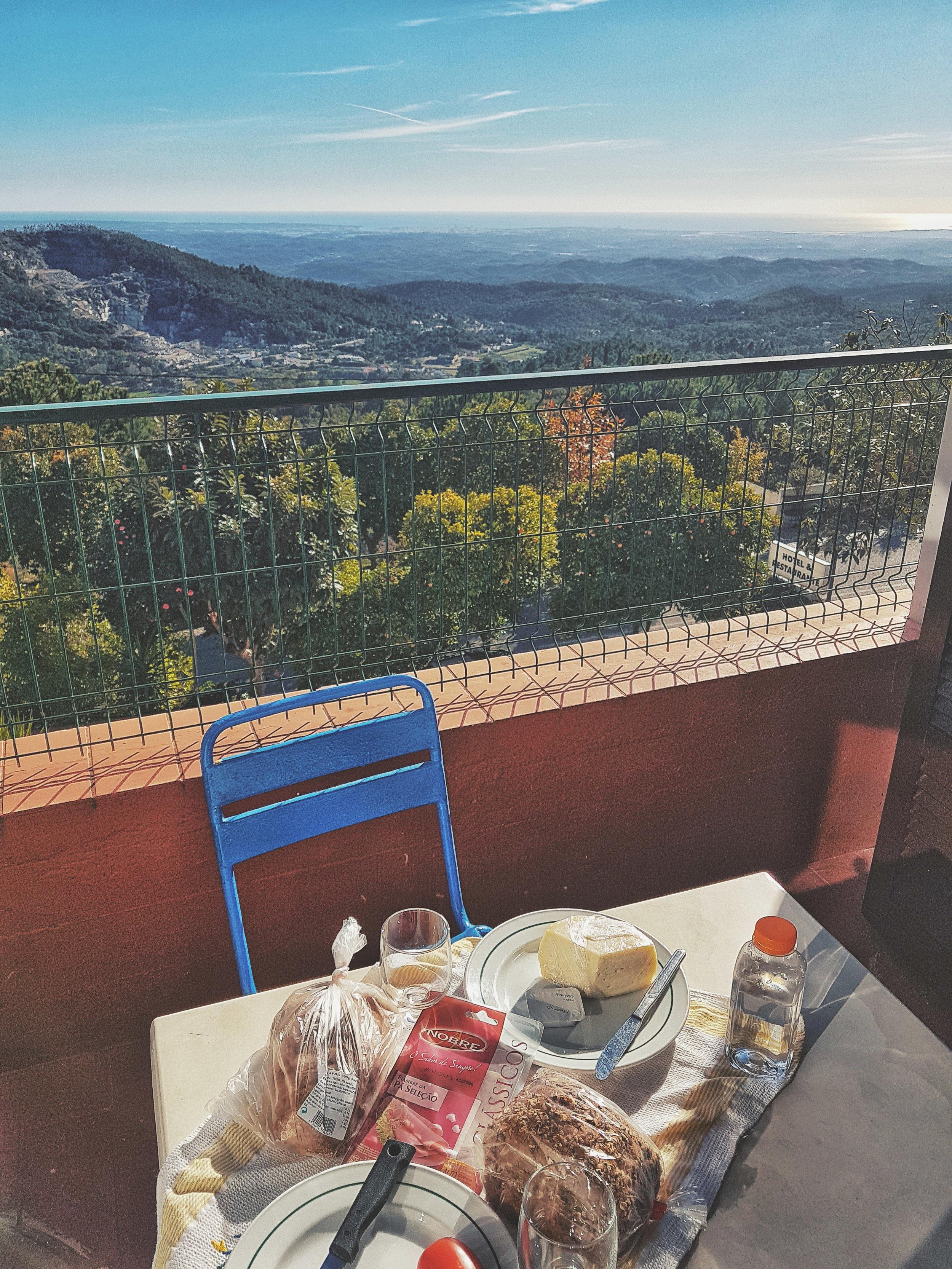estalagem abrigo da montanha monchique portugal. lunch with a view. great view. great food. algarve. balcony with a view..jpg