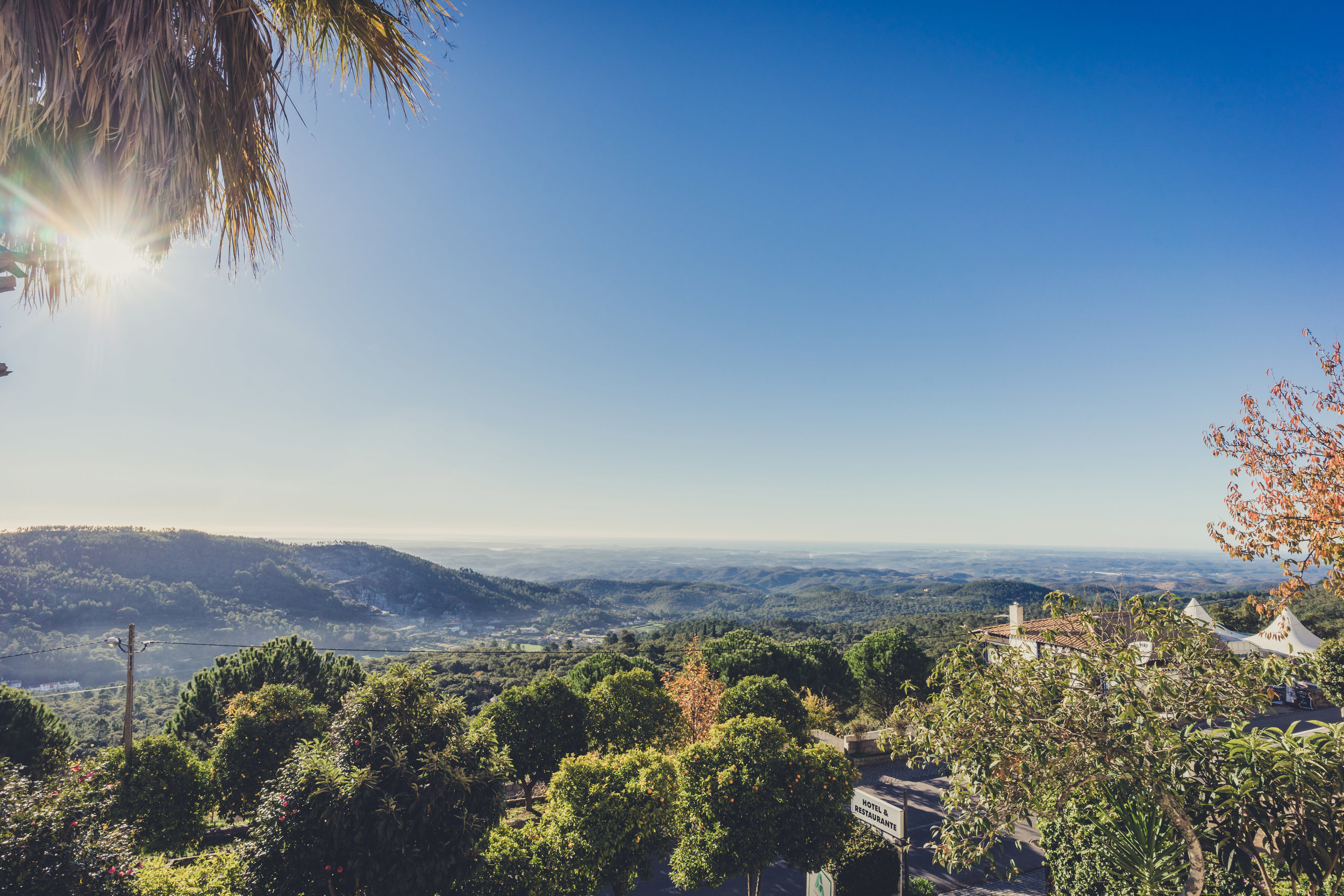 estalagem abrigo da montanha monchique portugal. view from the room. room with a view. great view from the room. big hotel...jpg