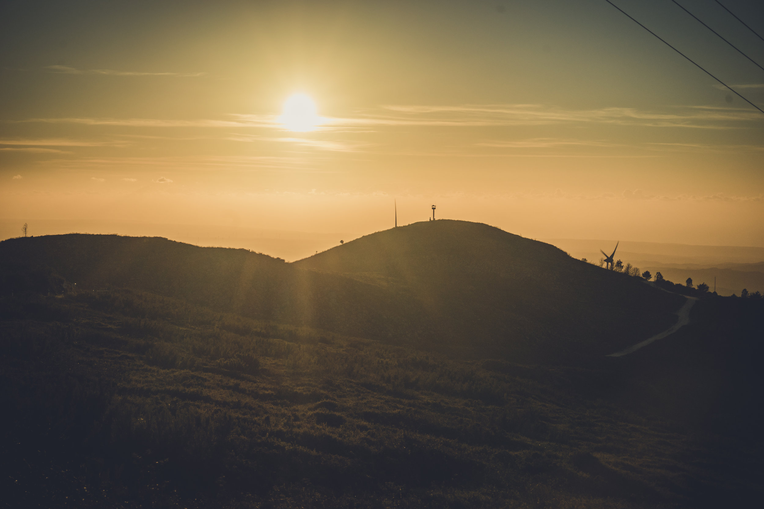 foia mountain monchique portugal. big mountain. highest in algave. great view. wind. golden light shining. sunsetting.jpg