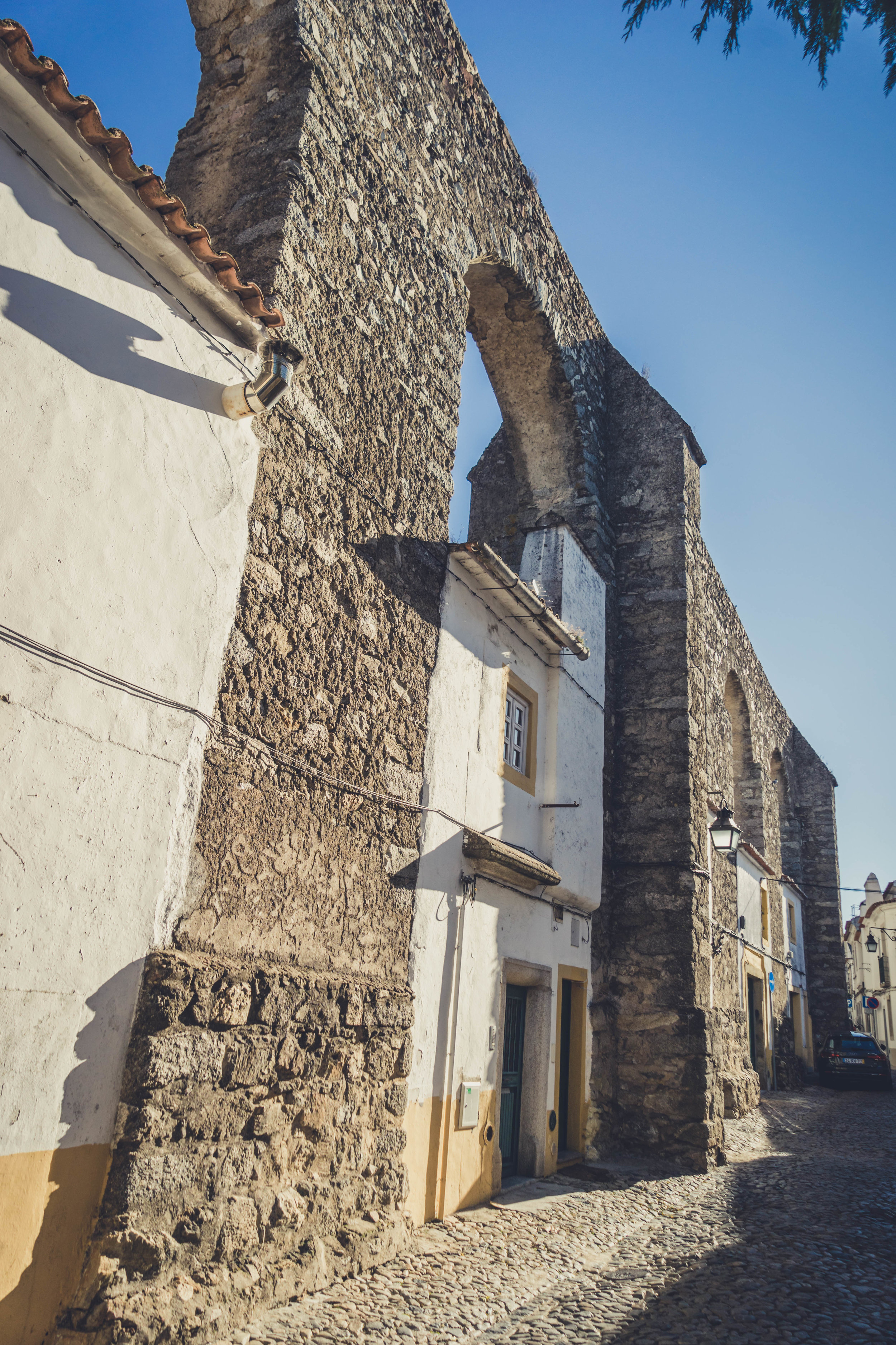 Evora. Roman Ruins. Portugal. Alentejo. Piliers. Roman city. ancient roman town. walking through street travel. adventure. history. historical. architecture. a.jpg