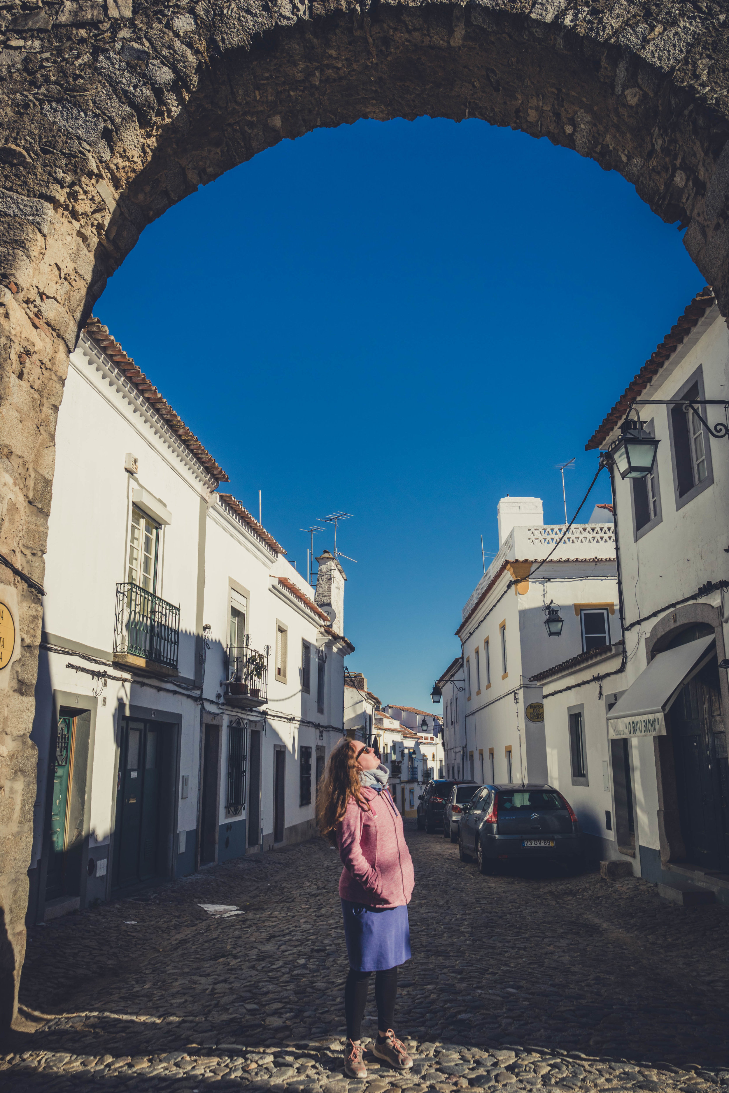 Evora. Roman Ruins. Portugal. Alentejo. Piliers. Roman city. ancient roman town. walking through street travel. adventure. history. historical. architecture. aqueduct....jpg