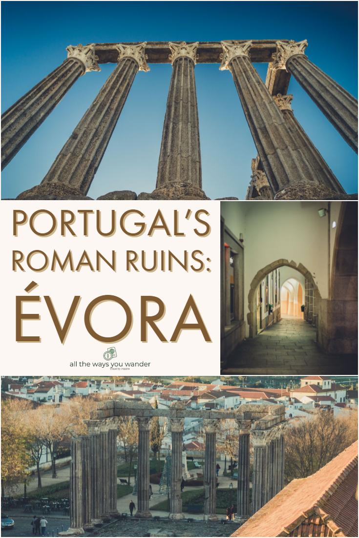 Portugal's Roman Ruins Évora.jpg