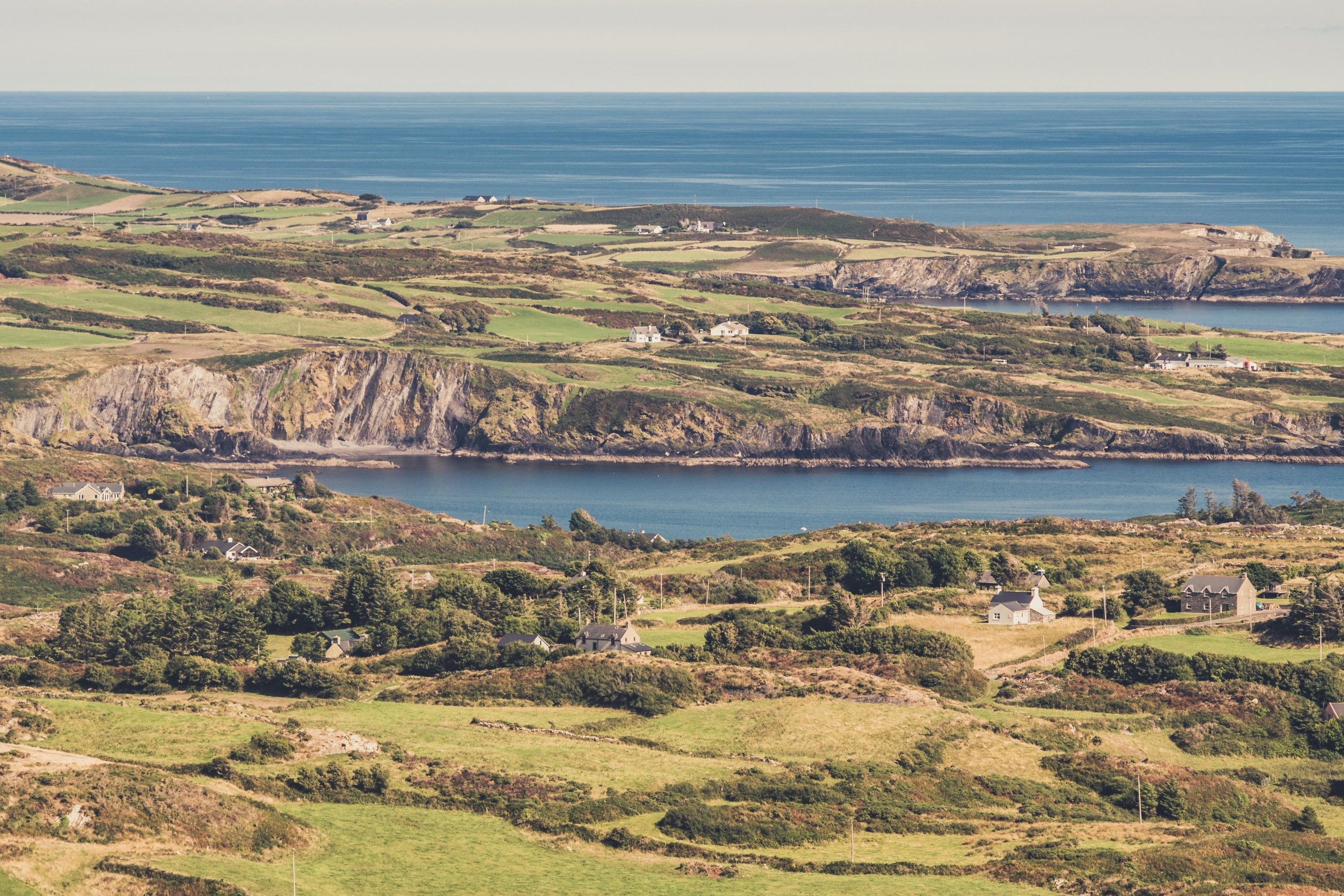 county cork. cork. ireland. irish. history. city. house sitting. old. travel. travel photography. travel photographer. lough hyne. hiking. outdoor. adventure. irish landscape.jpg