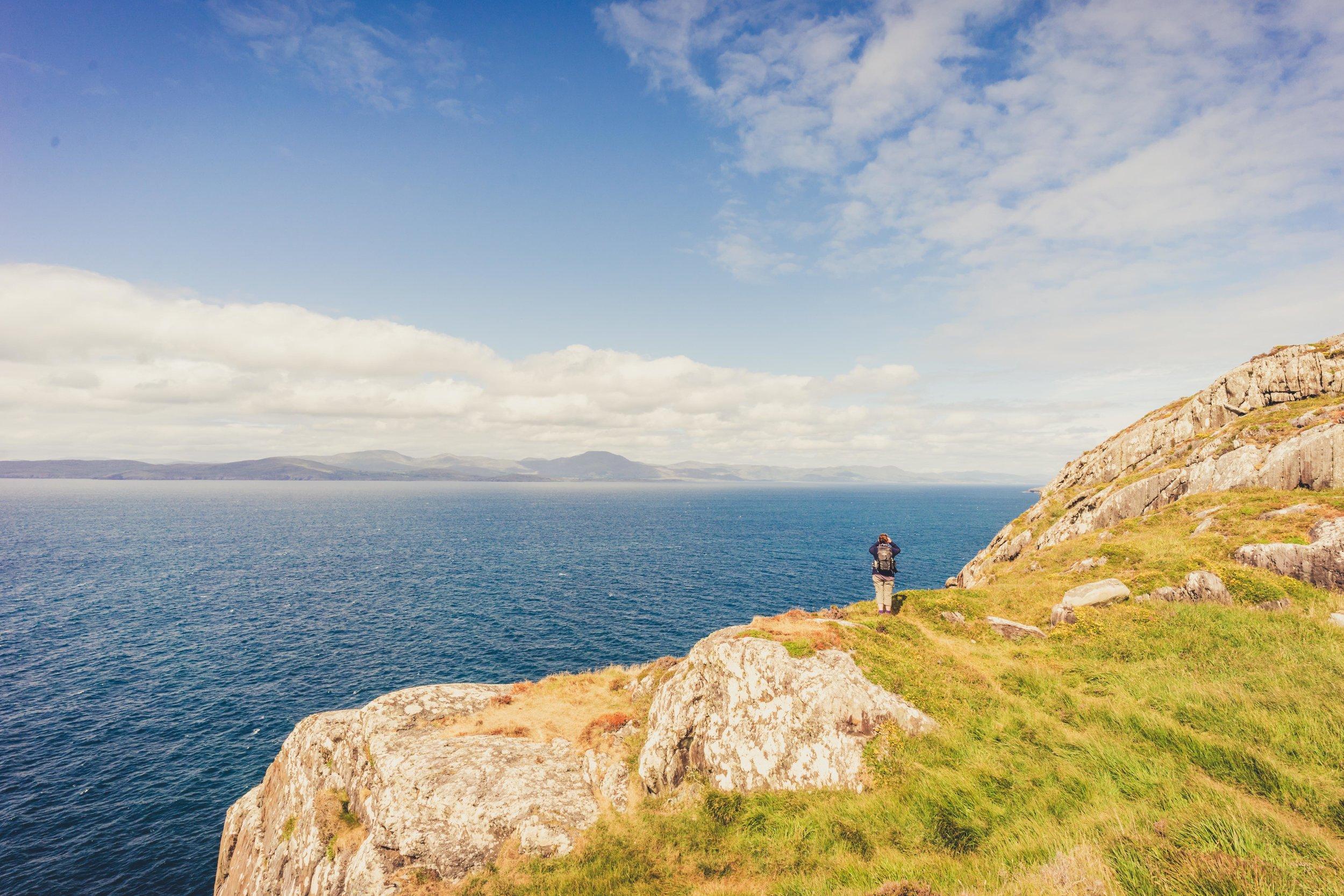 county cork. cork. ireland. irish. history. city. house sitting. old. travel. travel photography. travel photographer. lough hyne. hiking. outdoor. adventure. hiking. camping. hiking on sheeps head.jpg