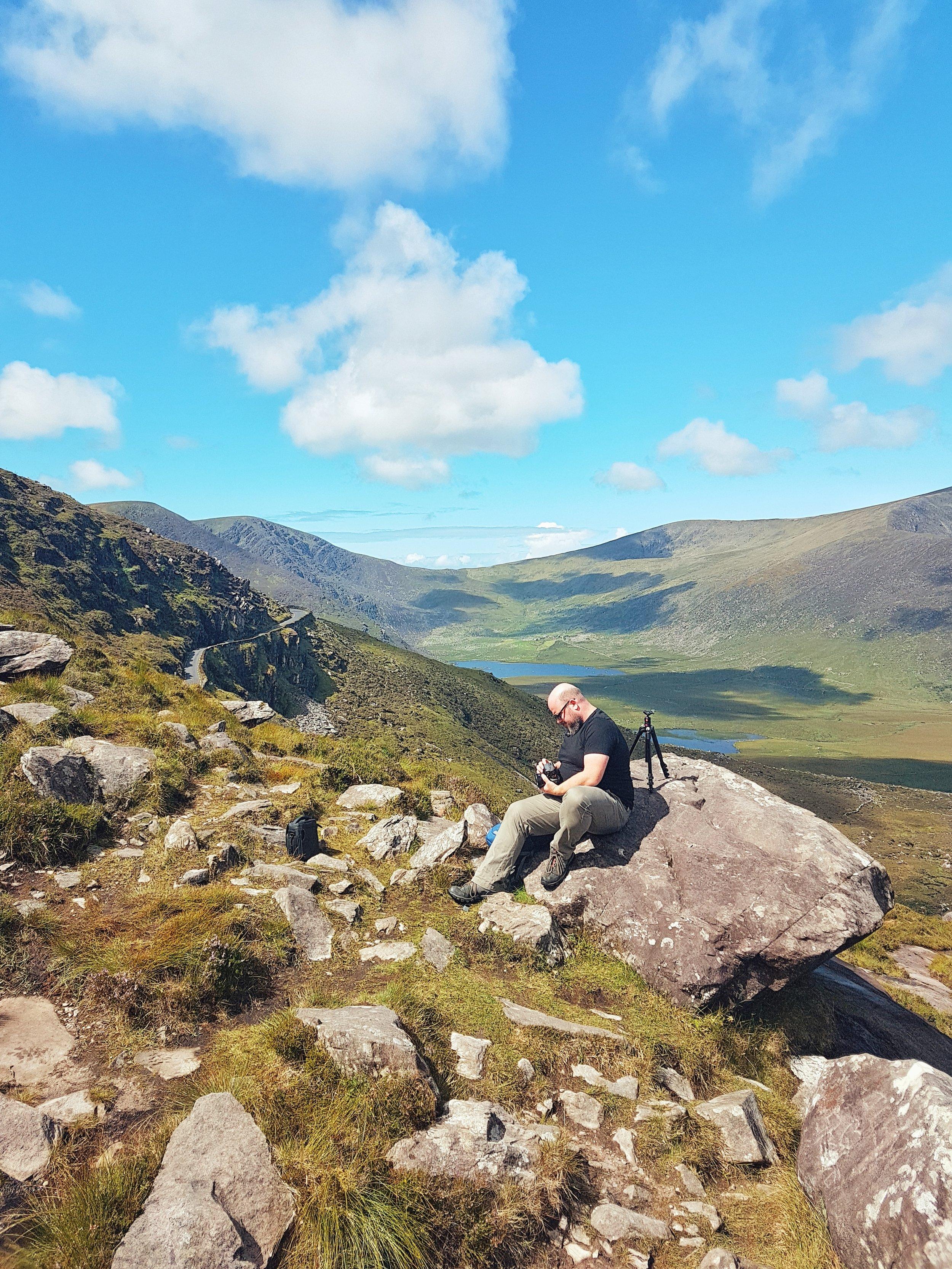 Ireland. Wild Atlantic Way. Kerry. Counthy Kerry. Travel photography. Landscape photography. Blog. Irish. Travelling Ireland. Ireland west coast. Wild Landscape. Trip. Vacation. .jpg