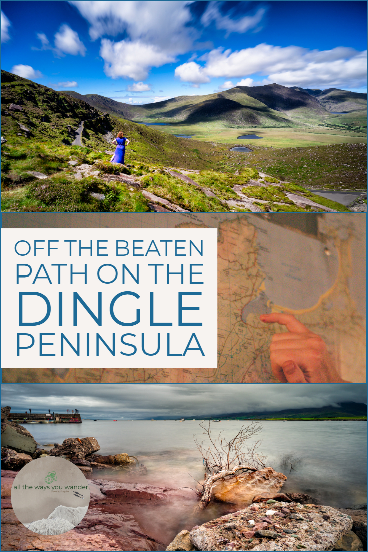 Off the Beaten Path on the Dingle Peninsula