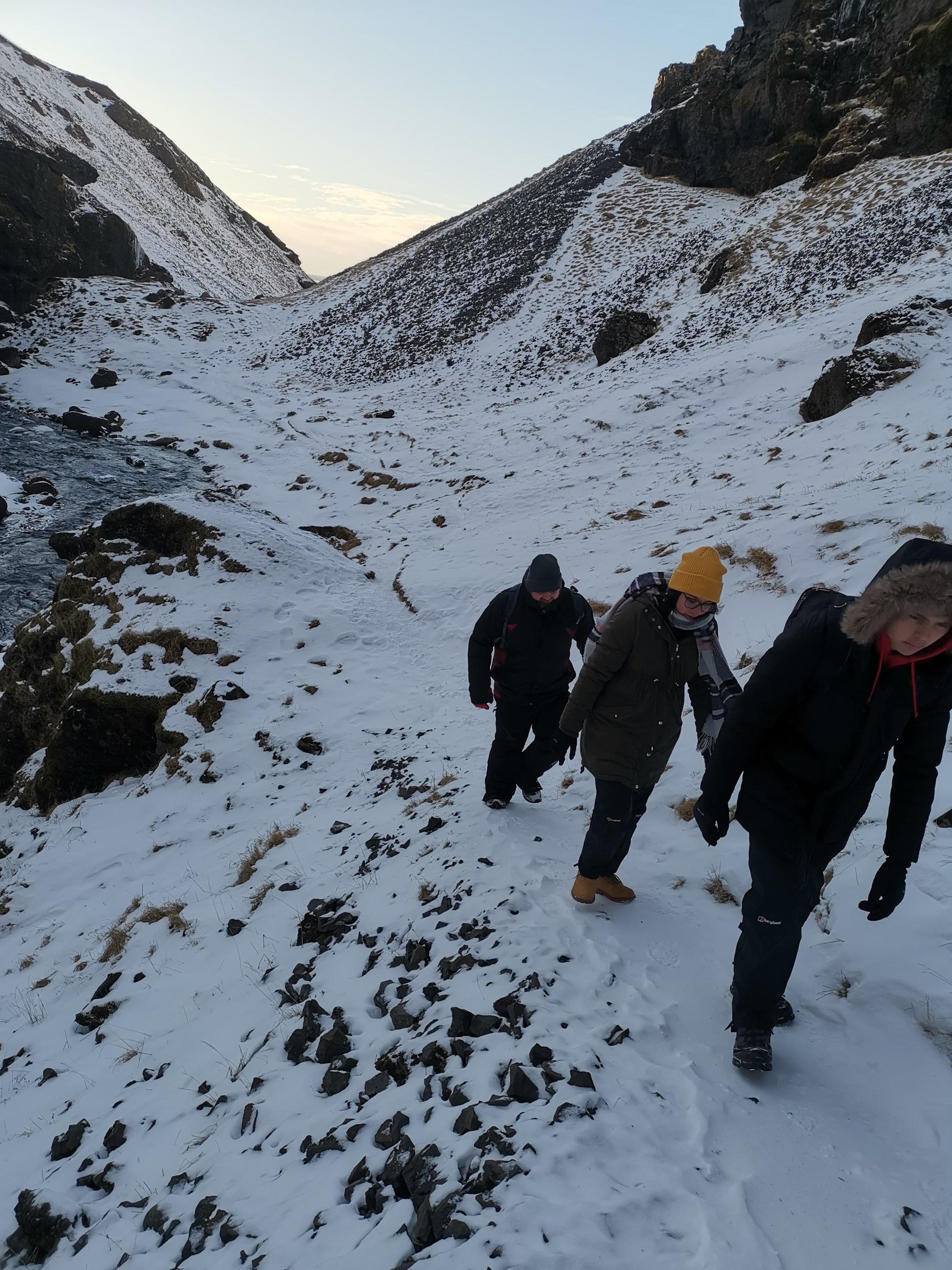 Iceland. snow. travel. adventure. photography. trip. epic landscape. snow. cold. freezing. sunrise. on the trail.jpg