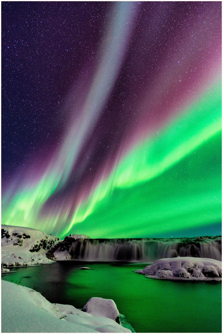 Photographing Iceland in Winter #travelphotography #iceland #winter #waterfalls #northernlights.jpg