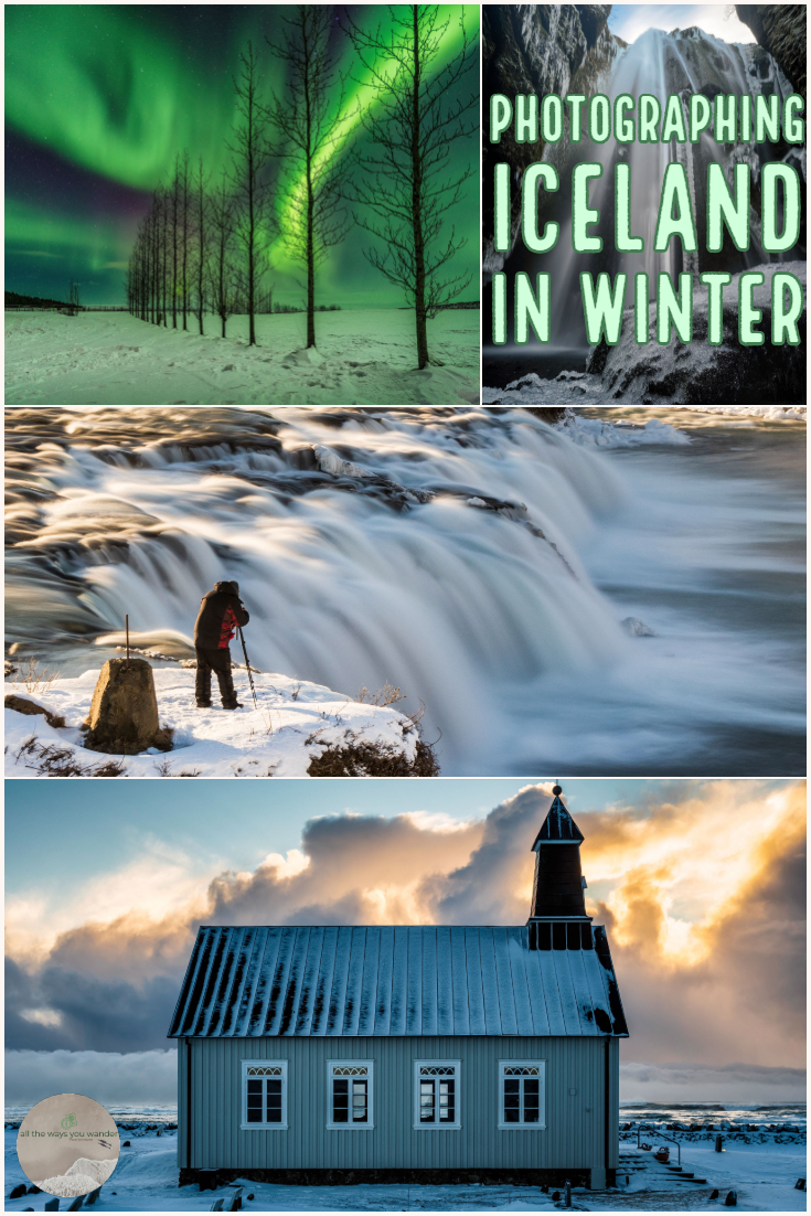 Photographing Iceland Winter #travelphotography #iceland #winter #waterfalls #northernlights.jpg