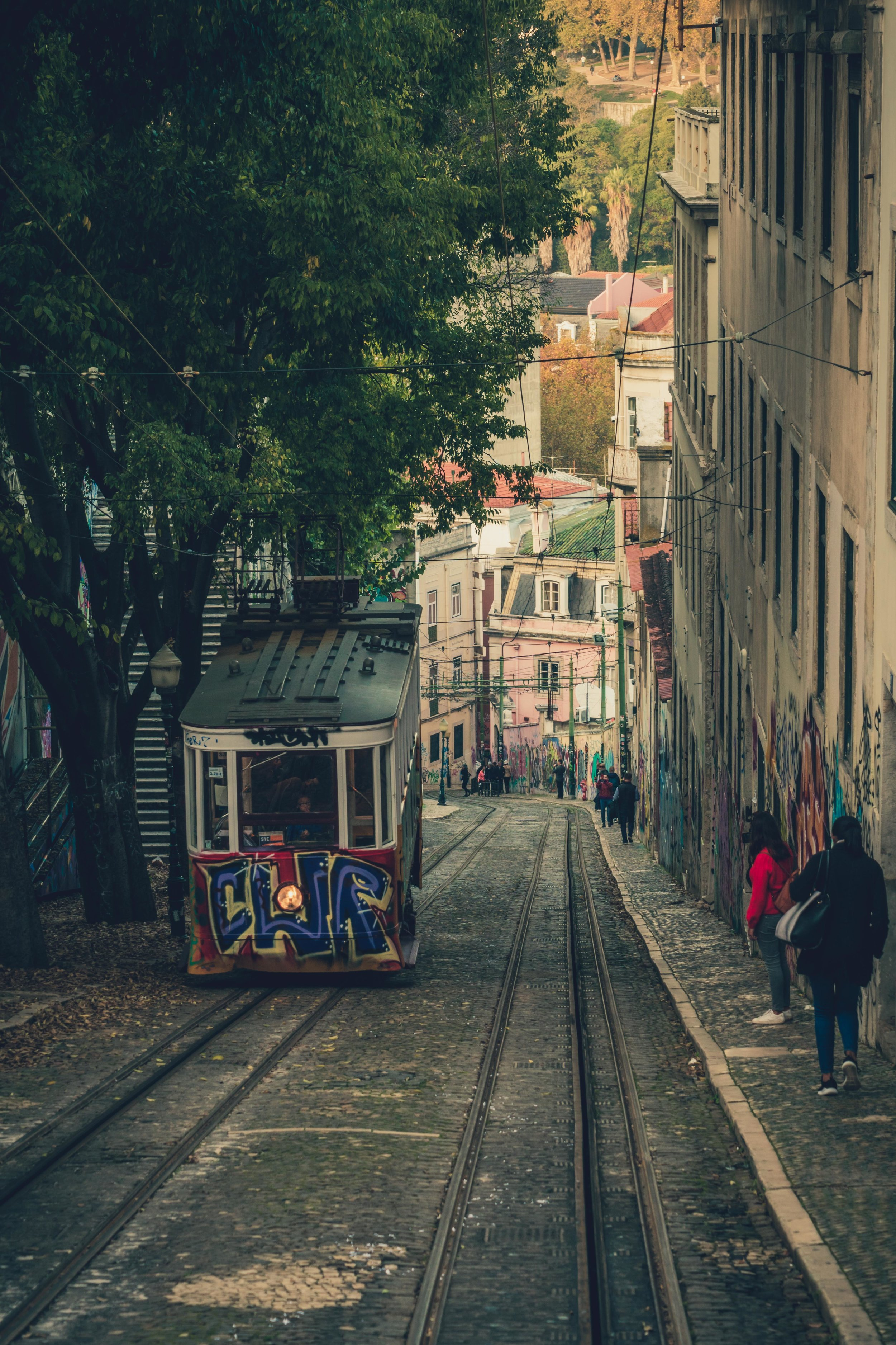 Old Tram Lisbon Portugal.jpg