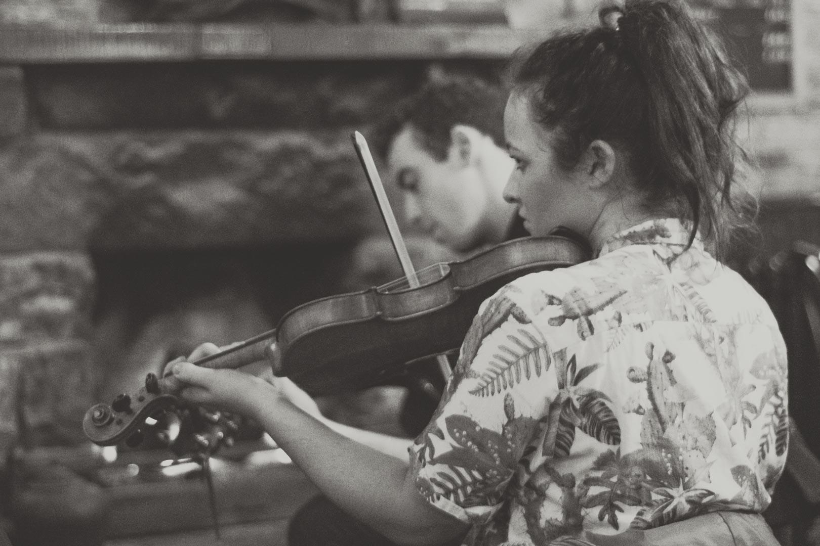 good playing irish trad music