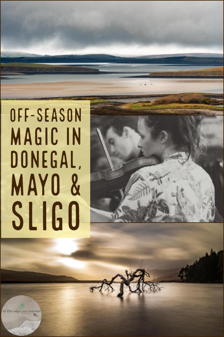 Off-season Magic In Donegal, Mayo and Sligo