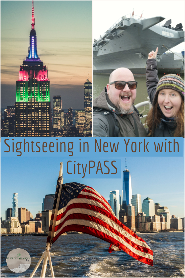 Any trip to New York includes seeing some of the major sights in Manhattan. Save money with the New York CityPASS and plan more time for the museums #newyork #manhattan #traveltips #waysyouwander