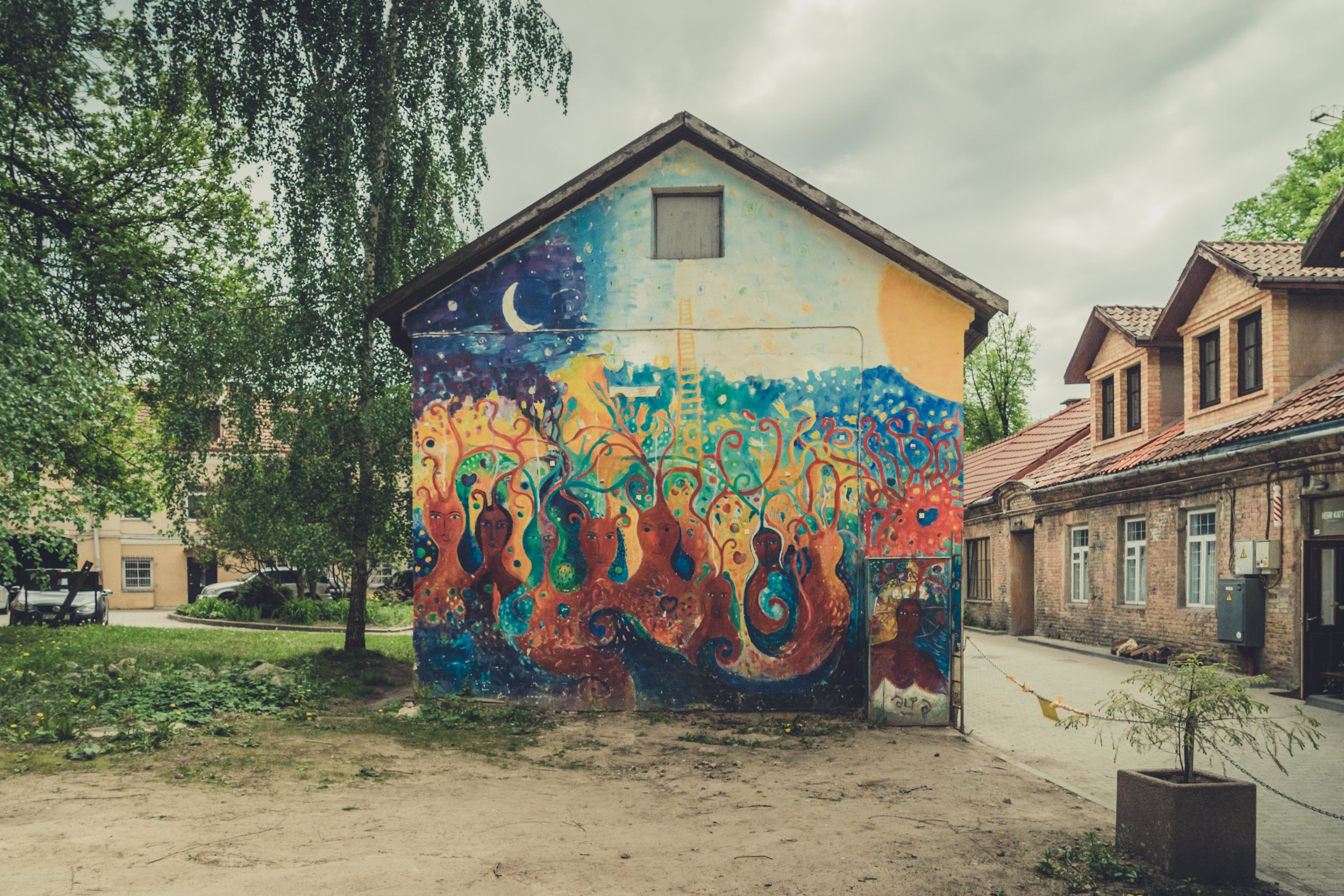 The Republic of Užupis - Vilnius City - Lithuania-2.jpg