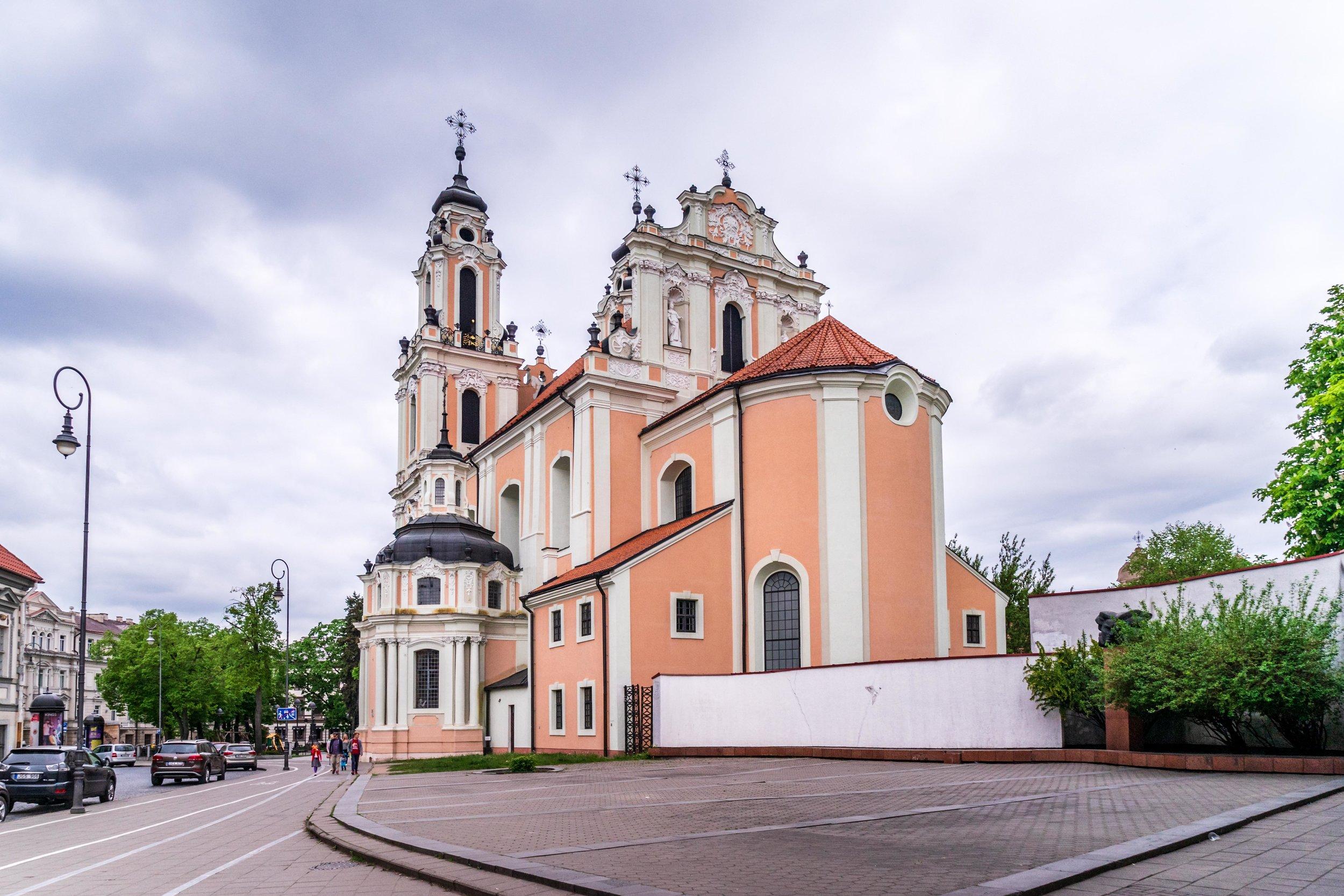 Vilnius, Lithuania, Eastern Europe.jpg