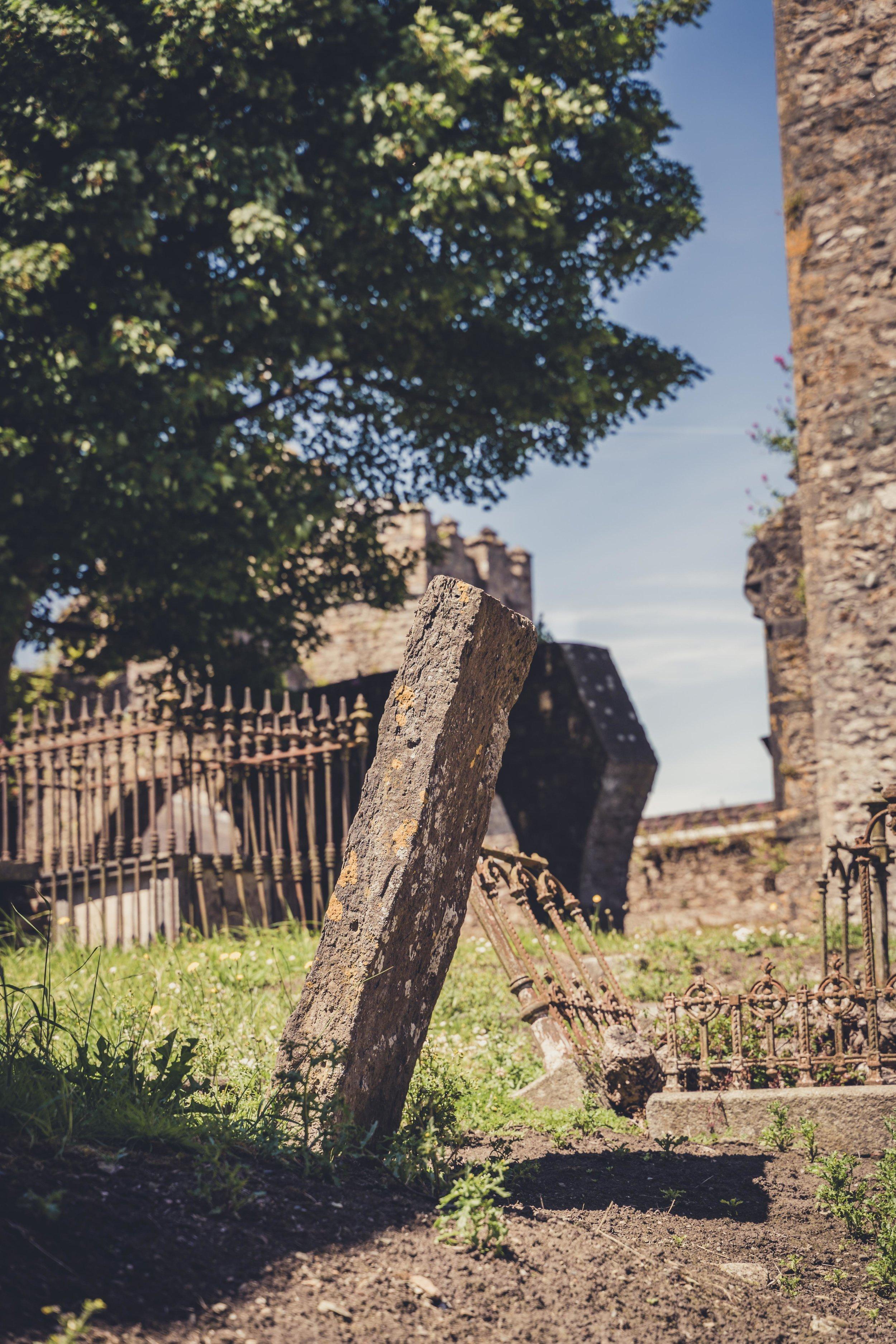 selskar abbey and wexford town ireland head stone.jpg