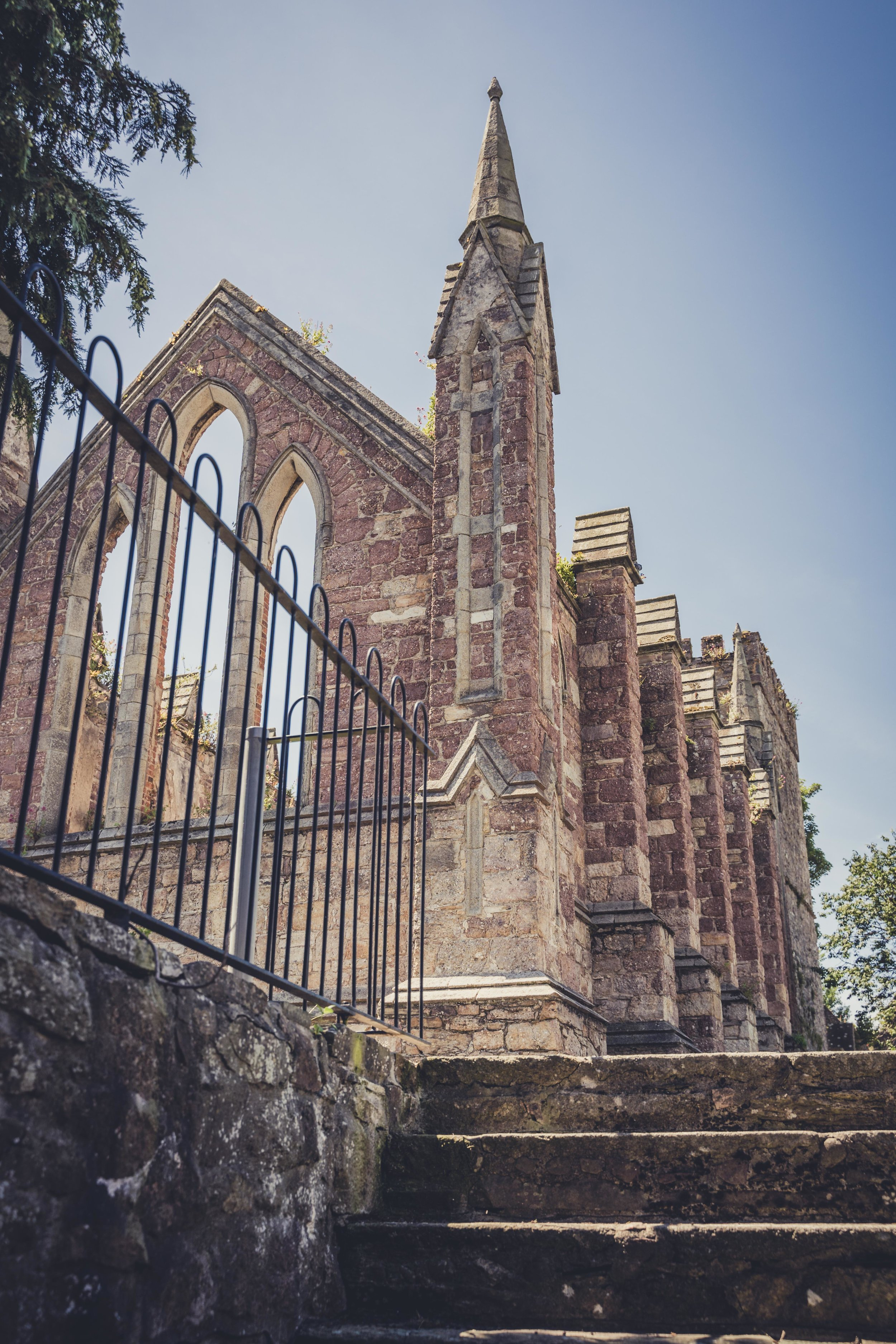 selskar abbey and wexford town ireland steps.jpg