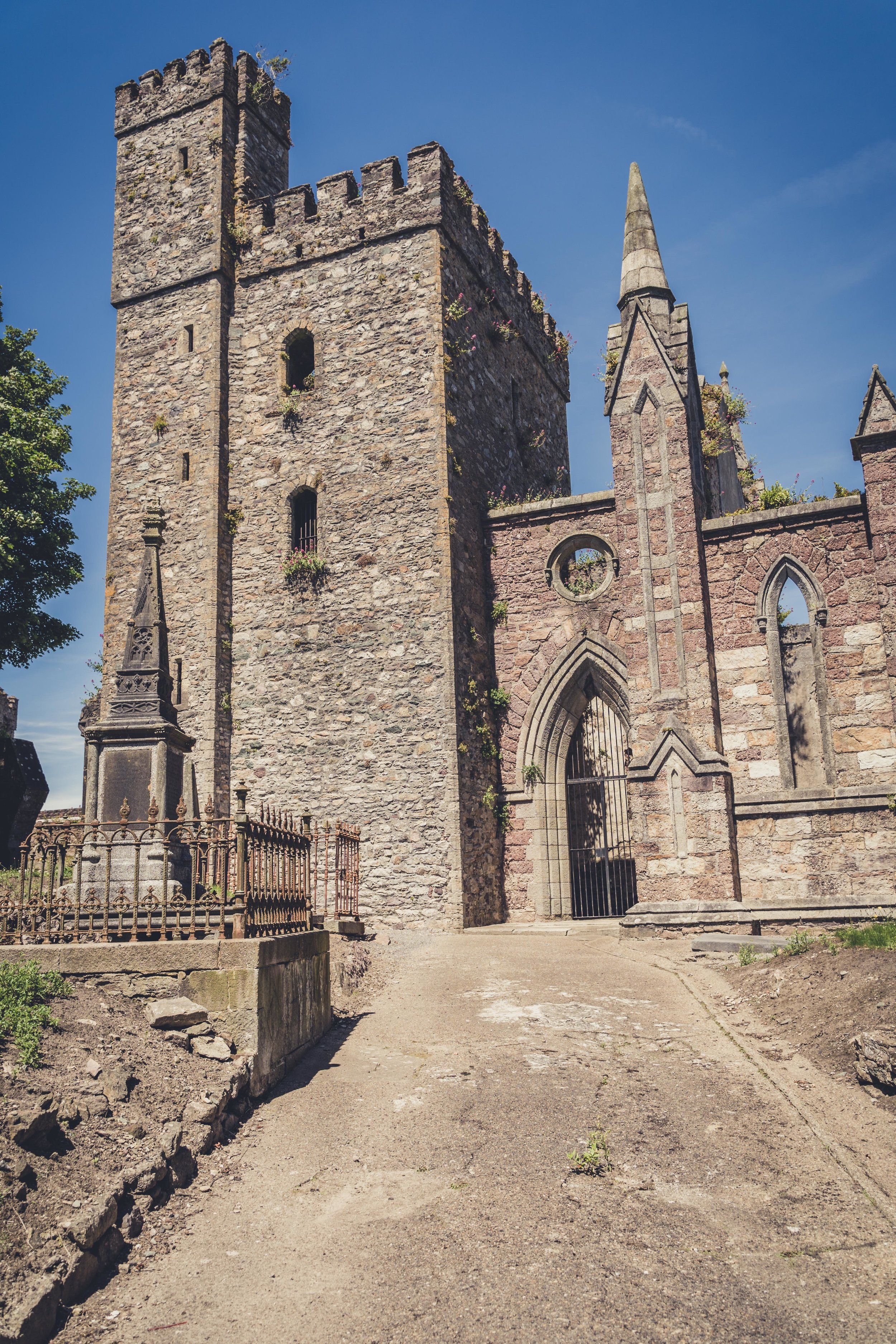 selskar abbey and wexford town ireland.jpg
