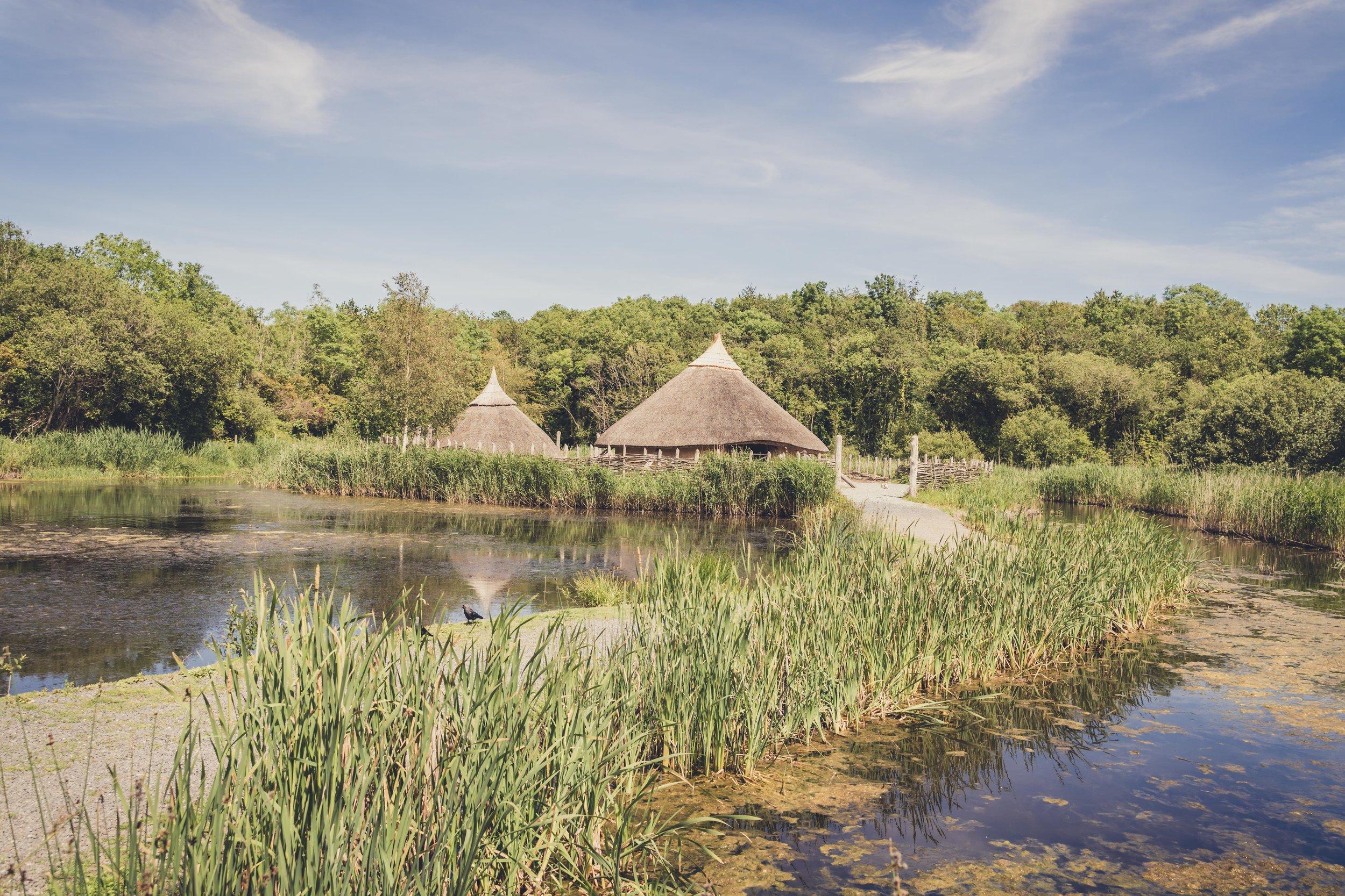 wexford heritage centre ireland crannog.jpg