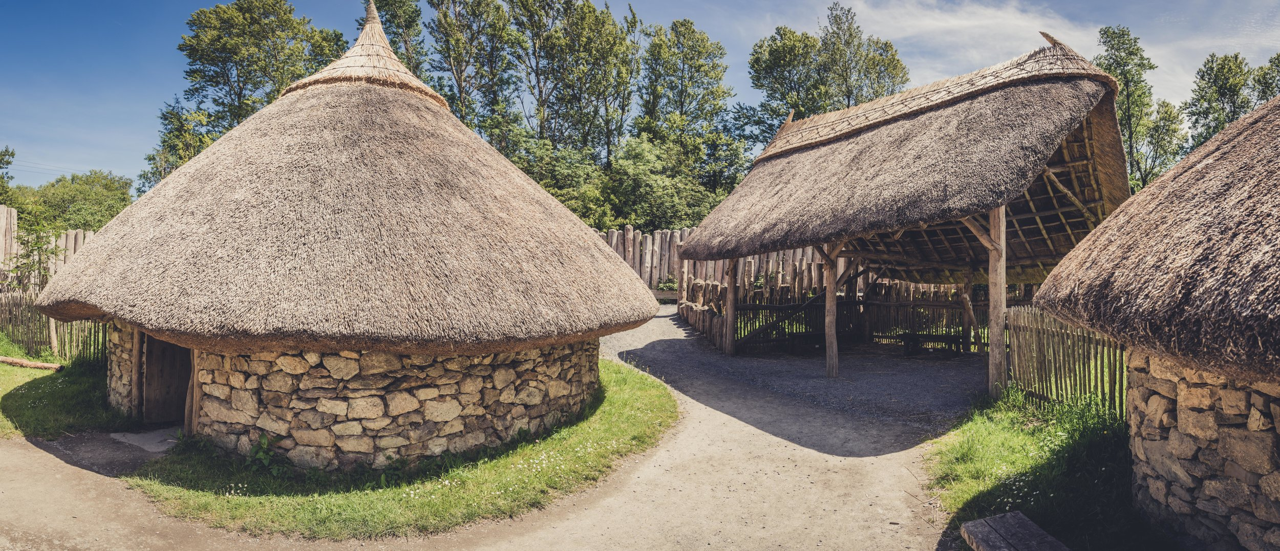 wexford heritage centre ireland homes in the ring fort.jpg