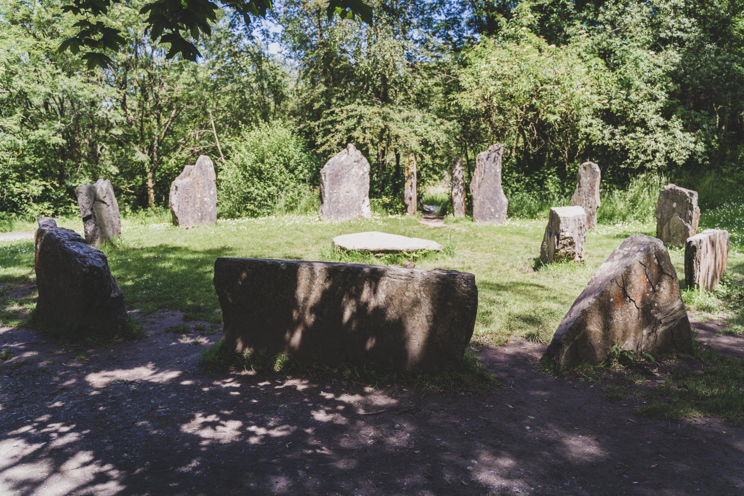 wexford heritage centre ireland stonecircle.jpg