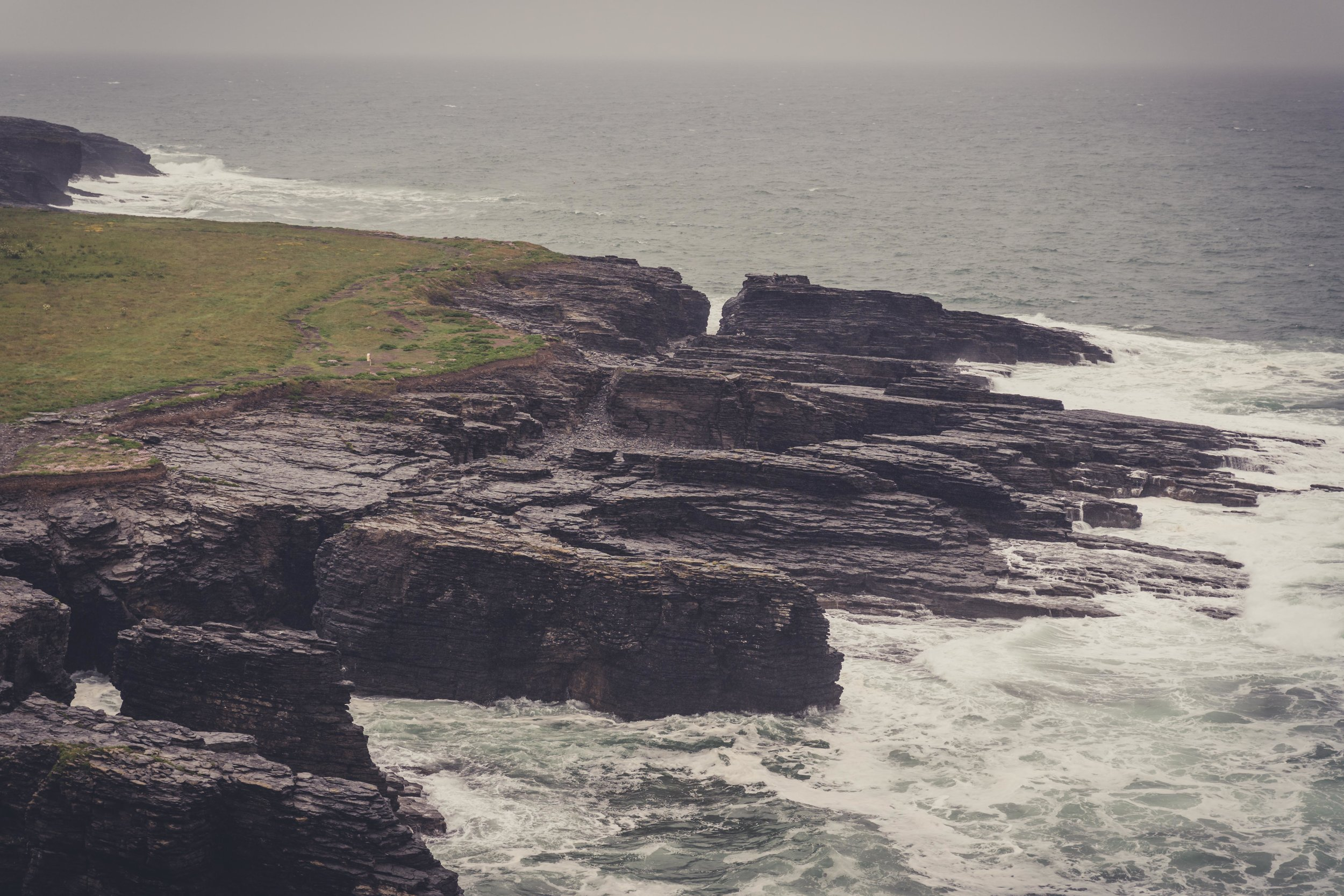 Hookhead Lighthouse wexford ireland celtic sea.jpg