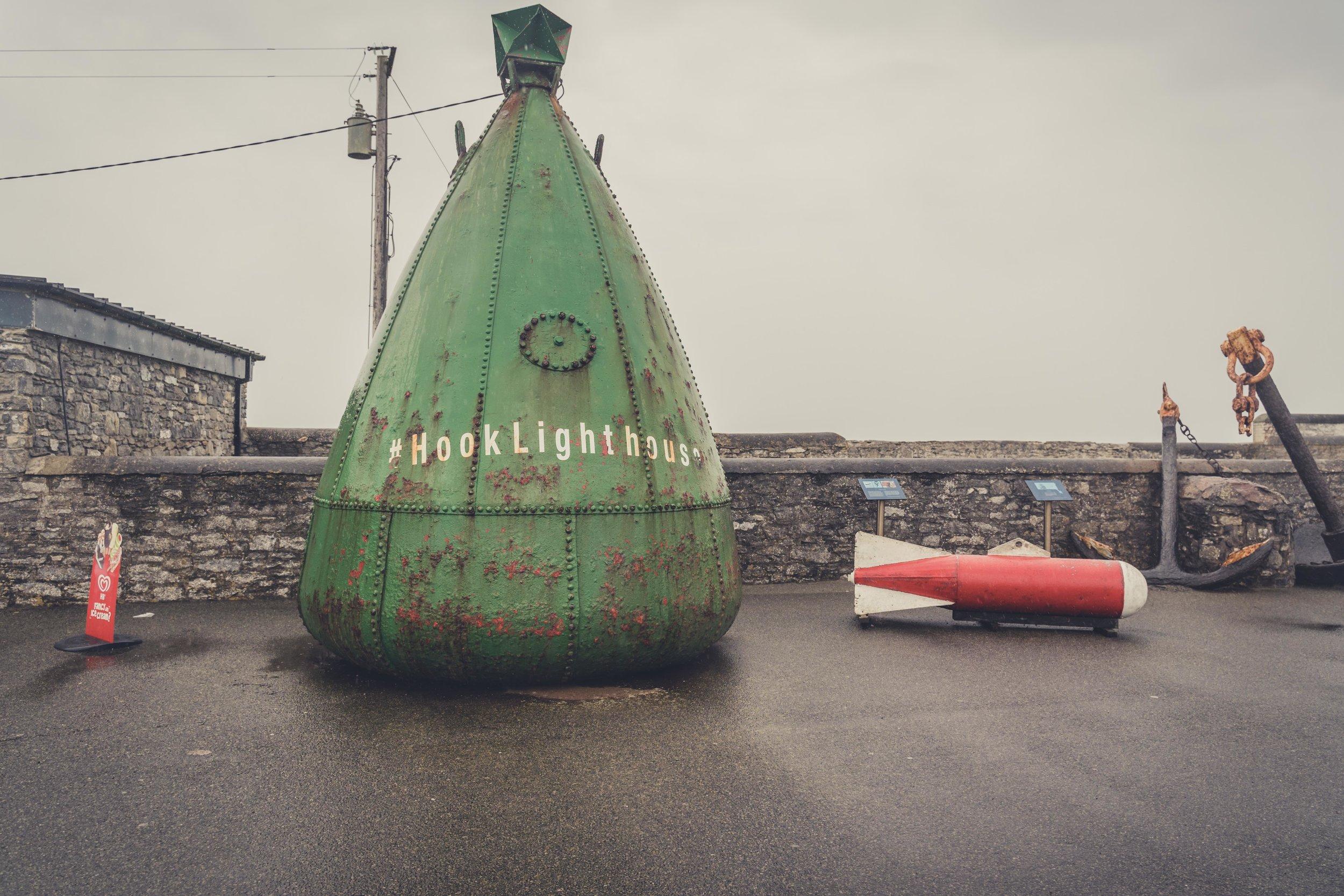 Hookhead Lighthouse wexford ireland #visitwexford.jpg
