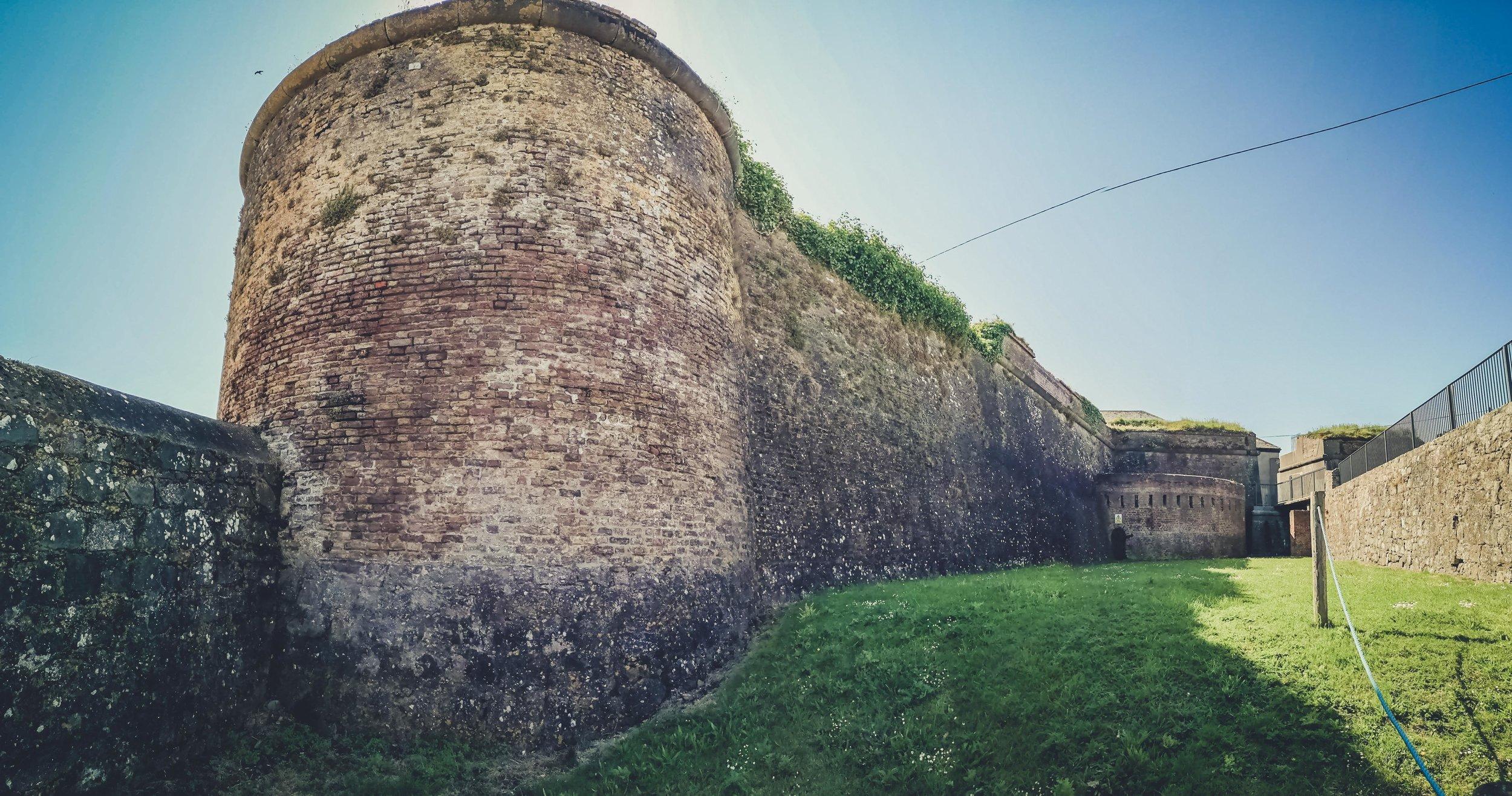 Duncannon Fort. Ireland defensive tower.jpg
