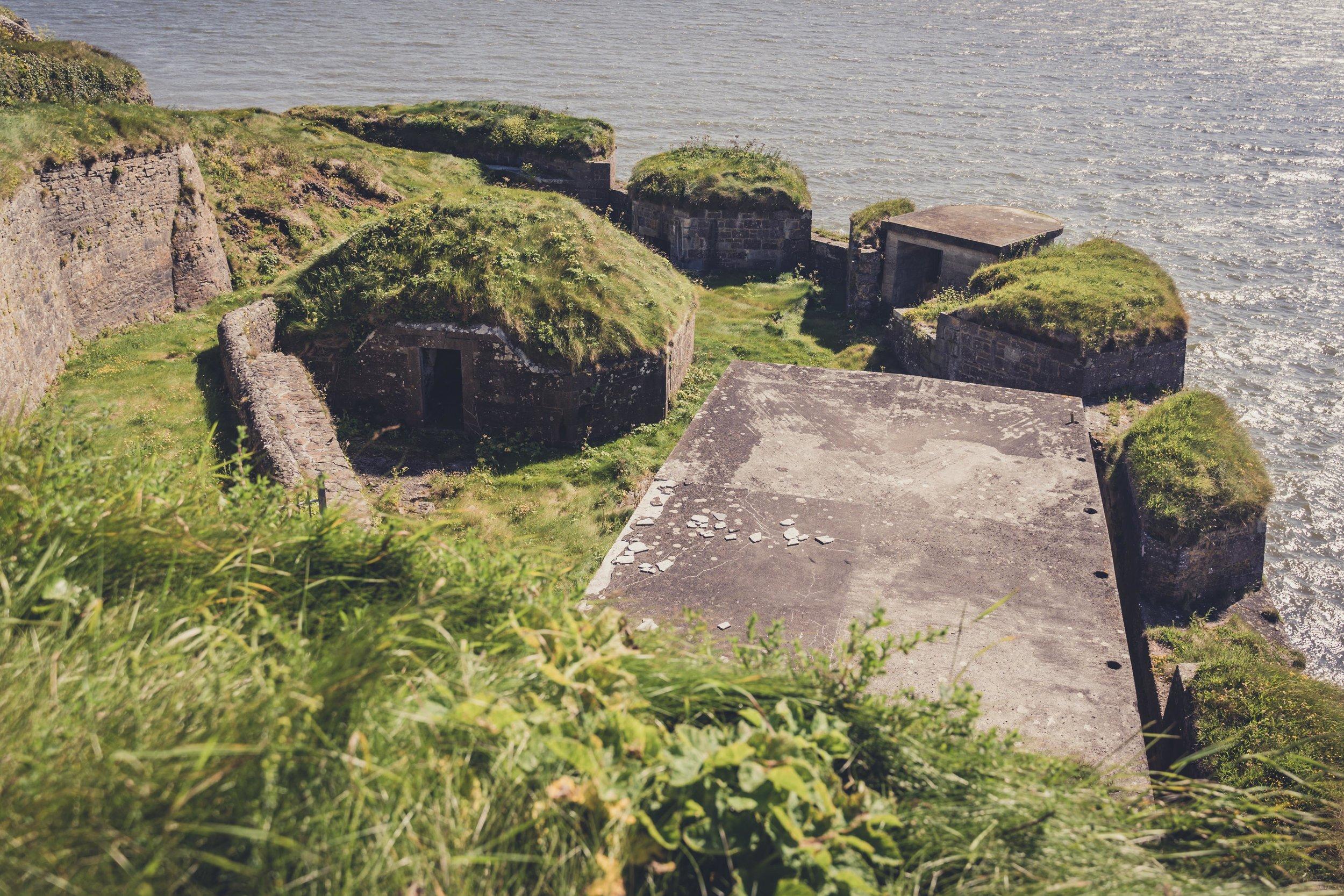 Duncannon Fort. Ireland pillbox.jpg