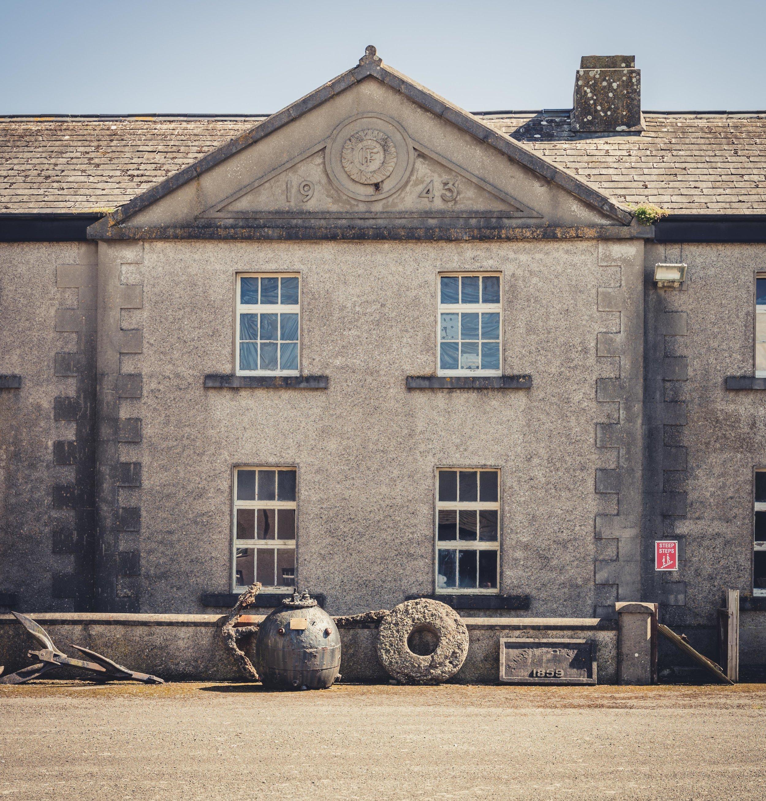 Duncannon Fort. Ireland building.jpg