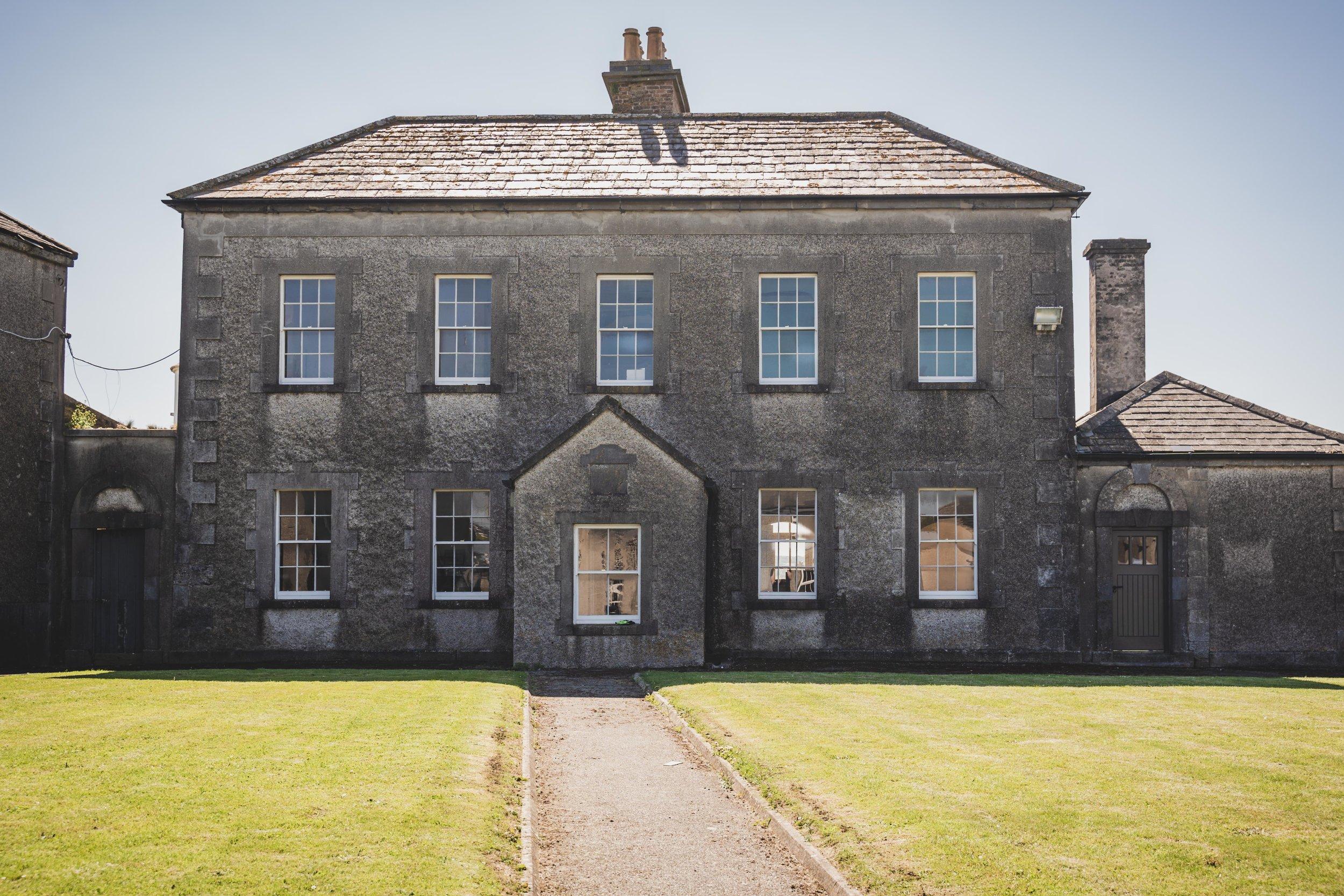 Duncannon Fort. Ireland. town house.jpg