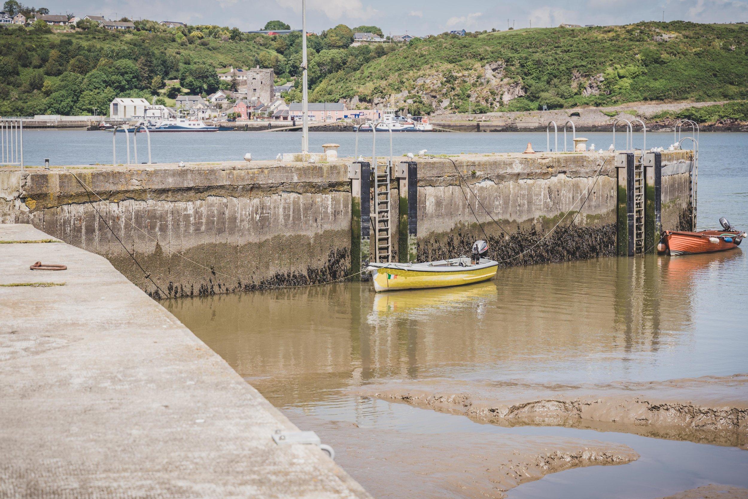 ballyhack passage east ferry wall.jpg
