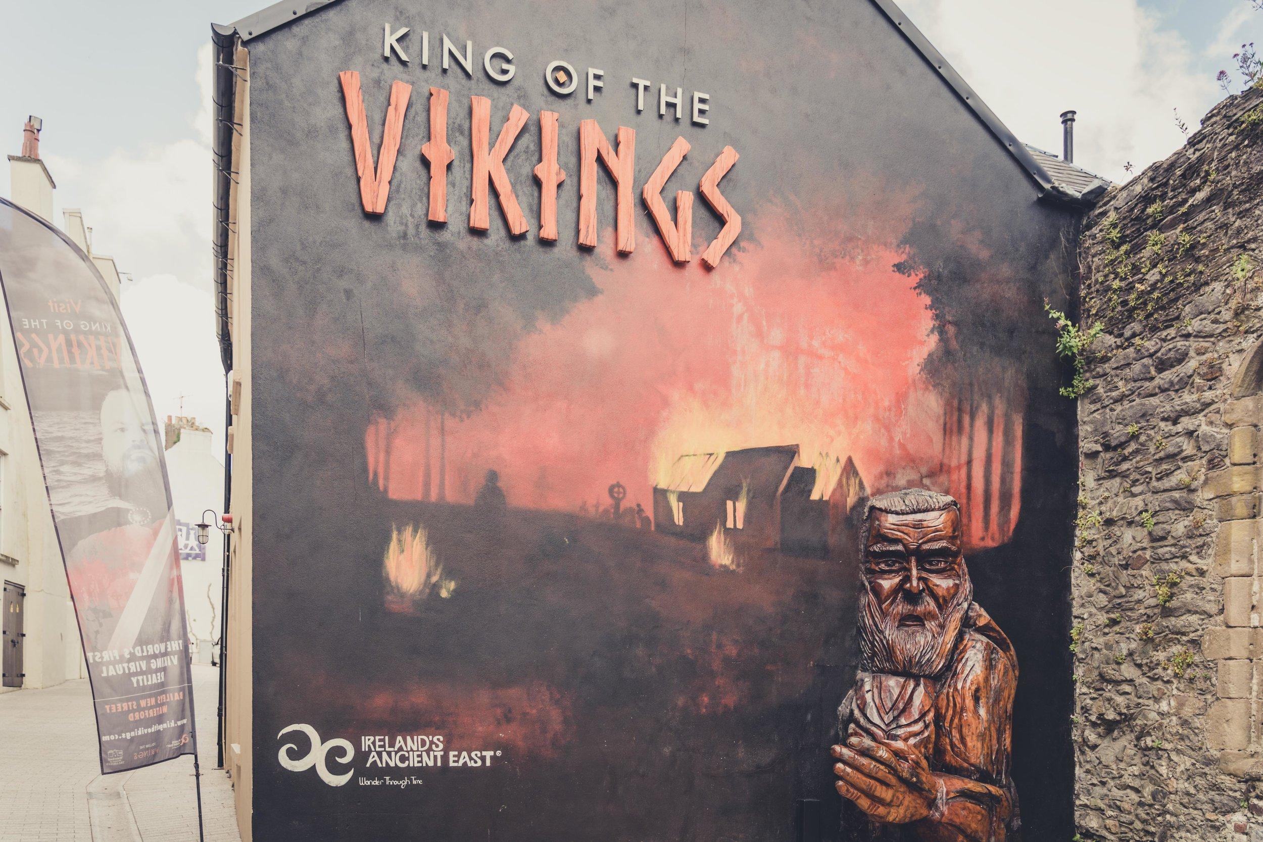The viking kings waterford ireland VR  wall art.jpg