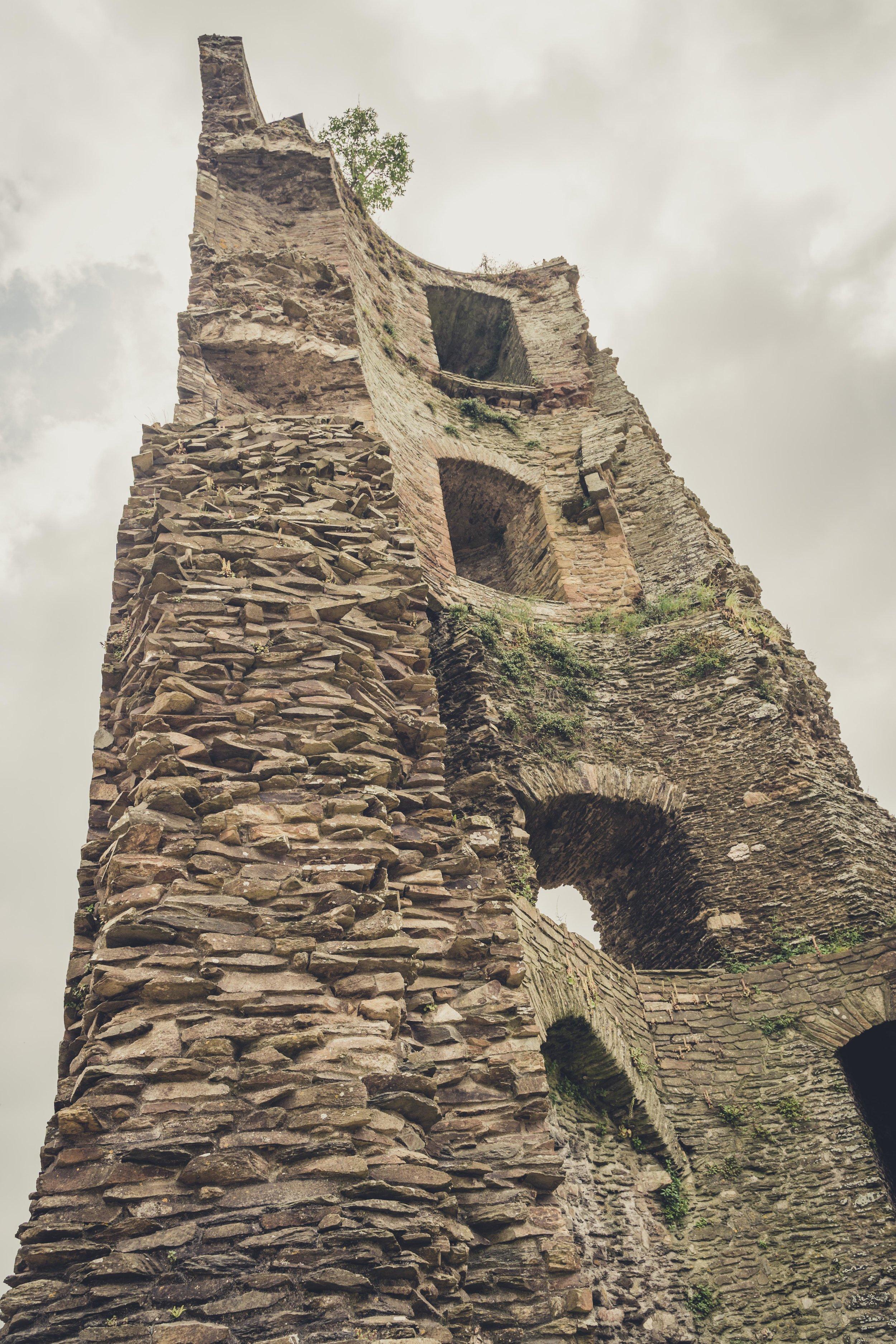 ferns castle ruined wall.jpg