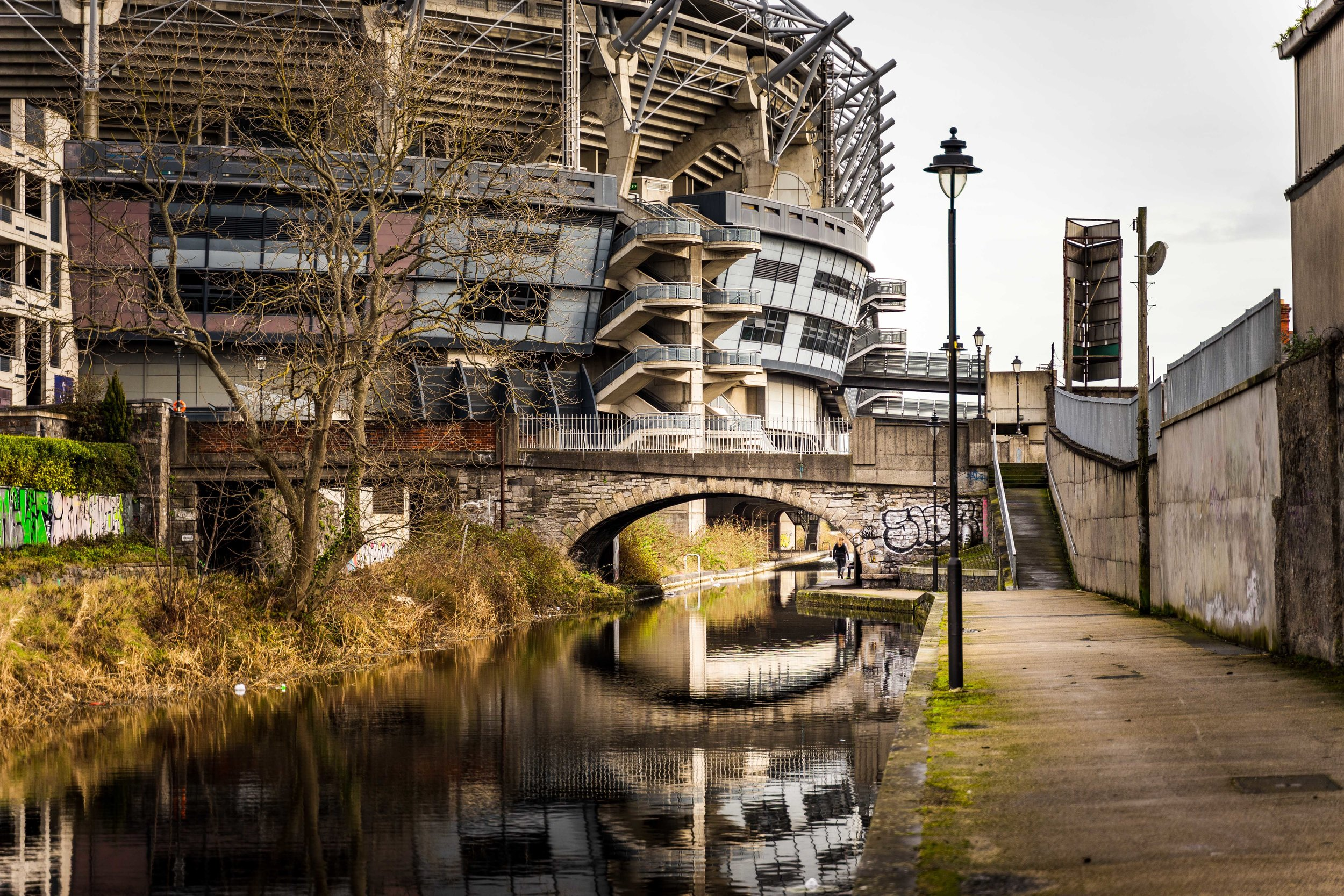 Dublin city Architecture photography royal canal croke park.jpg